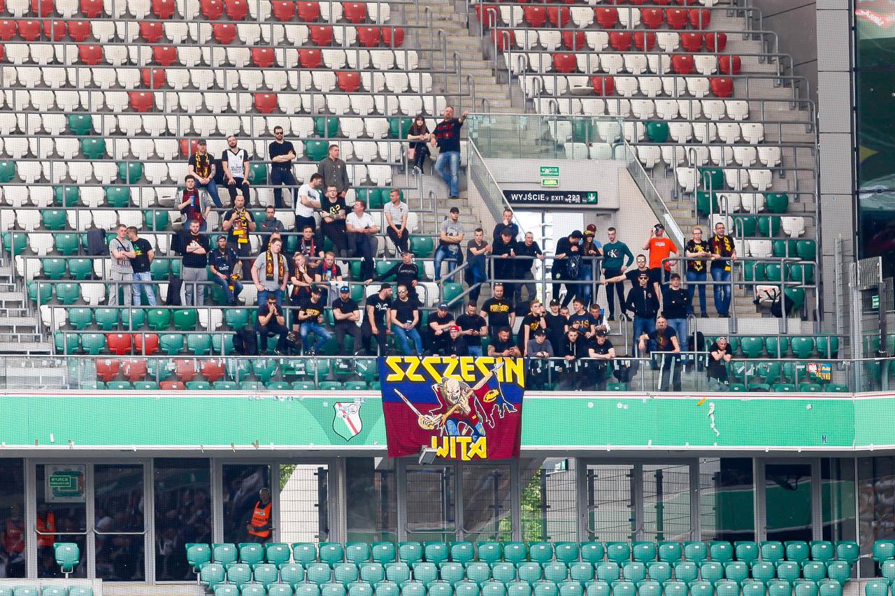 Legia Warszawa 1-1 Pogoń Szczecin - fot. Piotr Galas (zdjęcie 23 z 96)