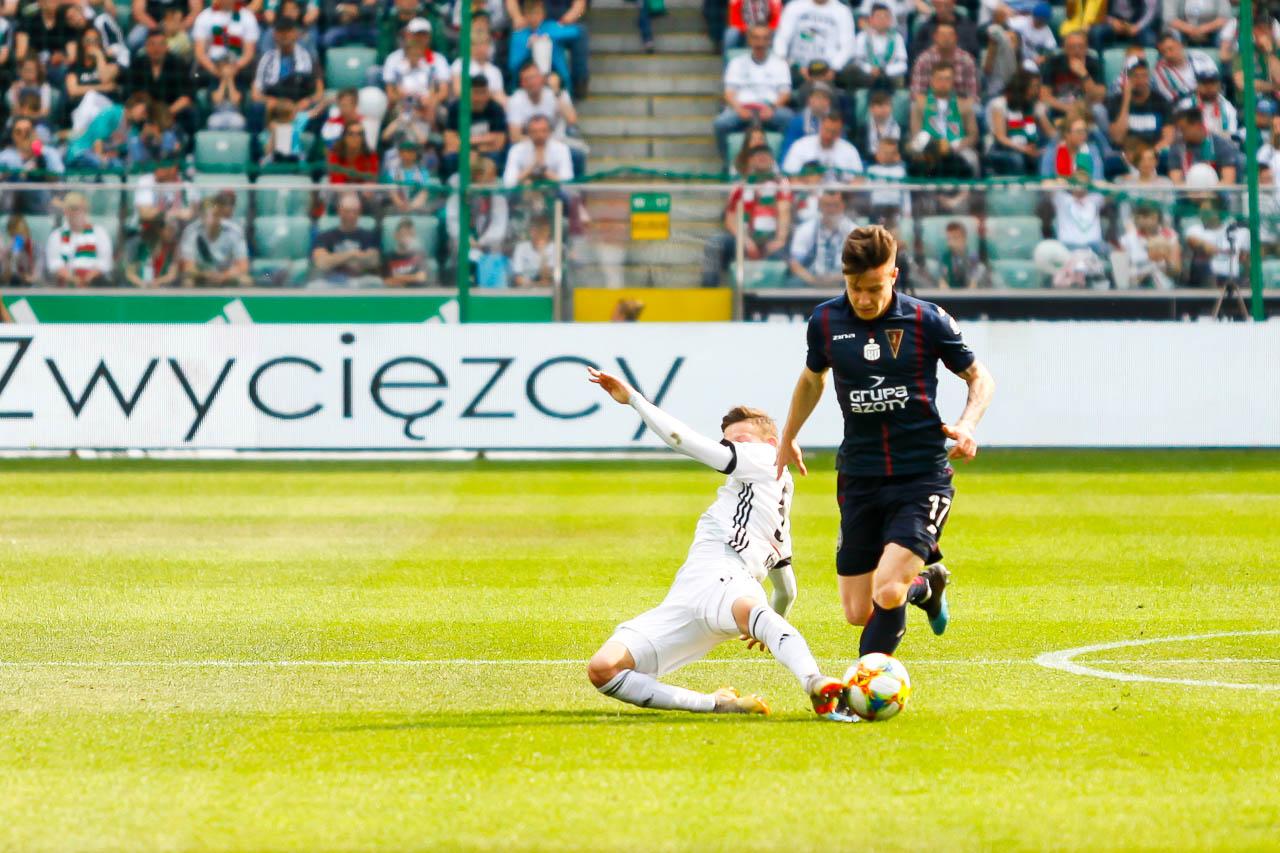 Legia Warszawa 1-1 Pogoń Szczecin - fot. Piotr Galas (zdjęcie 24 z 96)