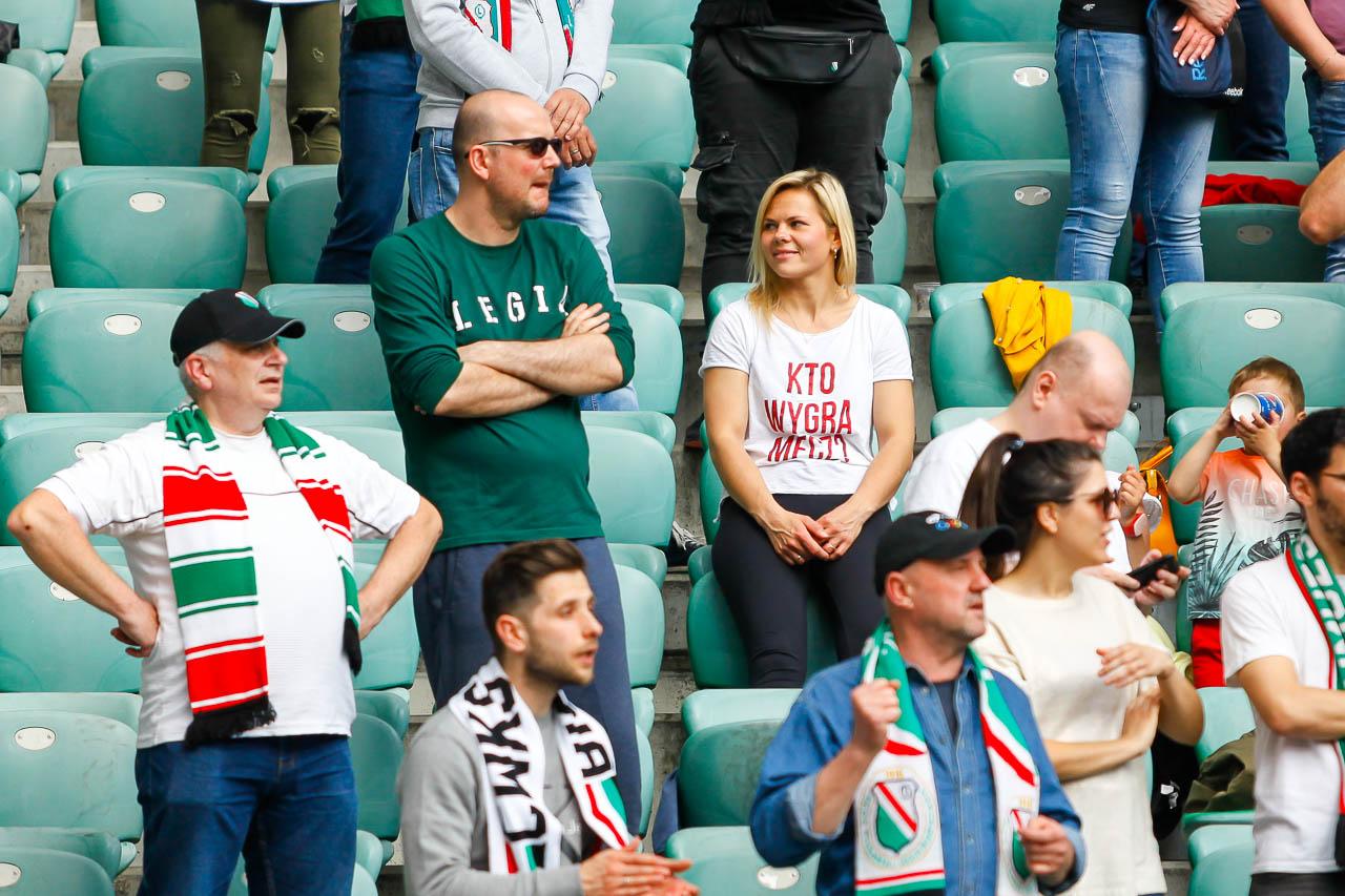 Legia Warszawa 1-1 Pogoń Szczecin - fot. Piotr Galas (zdjęcie 26 z 96)