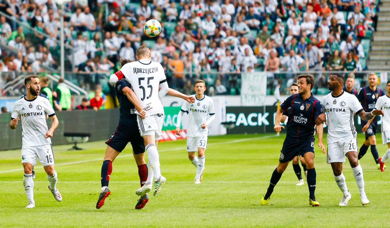 Legia Warszawa 1-1 Pogoń Szczecin - fot. Piotr Galas (zdjęcie 27 z 96)