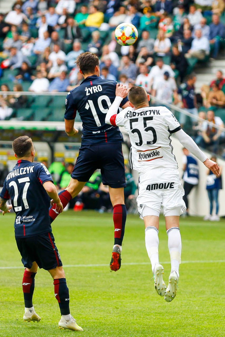 Legia Warszawa 1-1 Pogoń Szczecin - fot. Piotr Galas (zdjęcie 28 z 96)