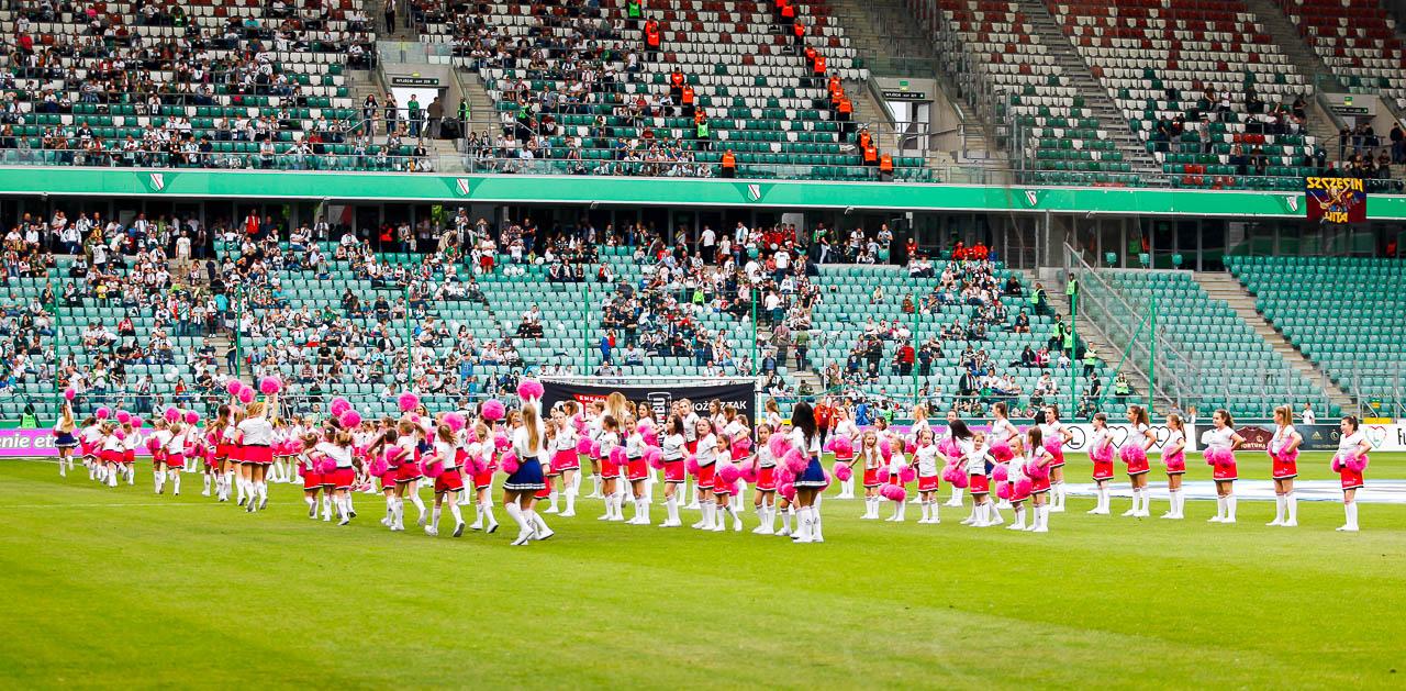 Legia Warszawa 1-1 Pogoń Szczecin - fot. Piotr Galas (zdjęcie 36 z 96)