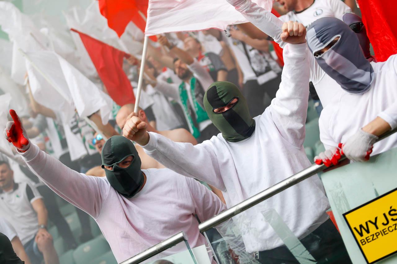 Legia Warszawa 1-1 Pogoń Szczecin - fot. Piotr Galas (zdjęcie 5 z 96)