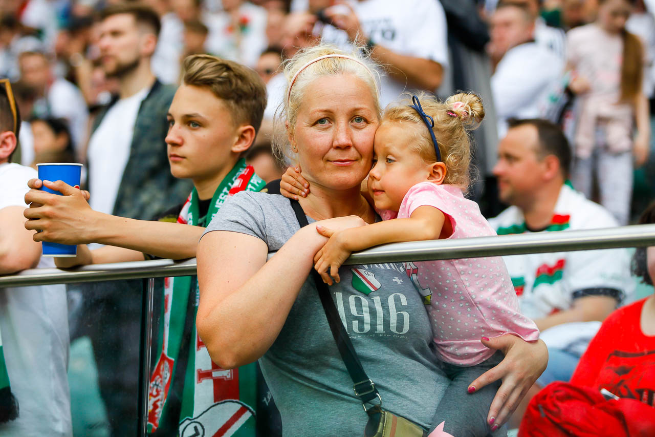 Legia Warszawa 1-1 Pogoń Szczecin - fot. Piotr Galas (zdjęcie 51 z 96)