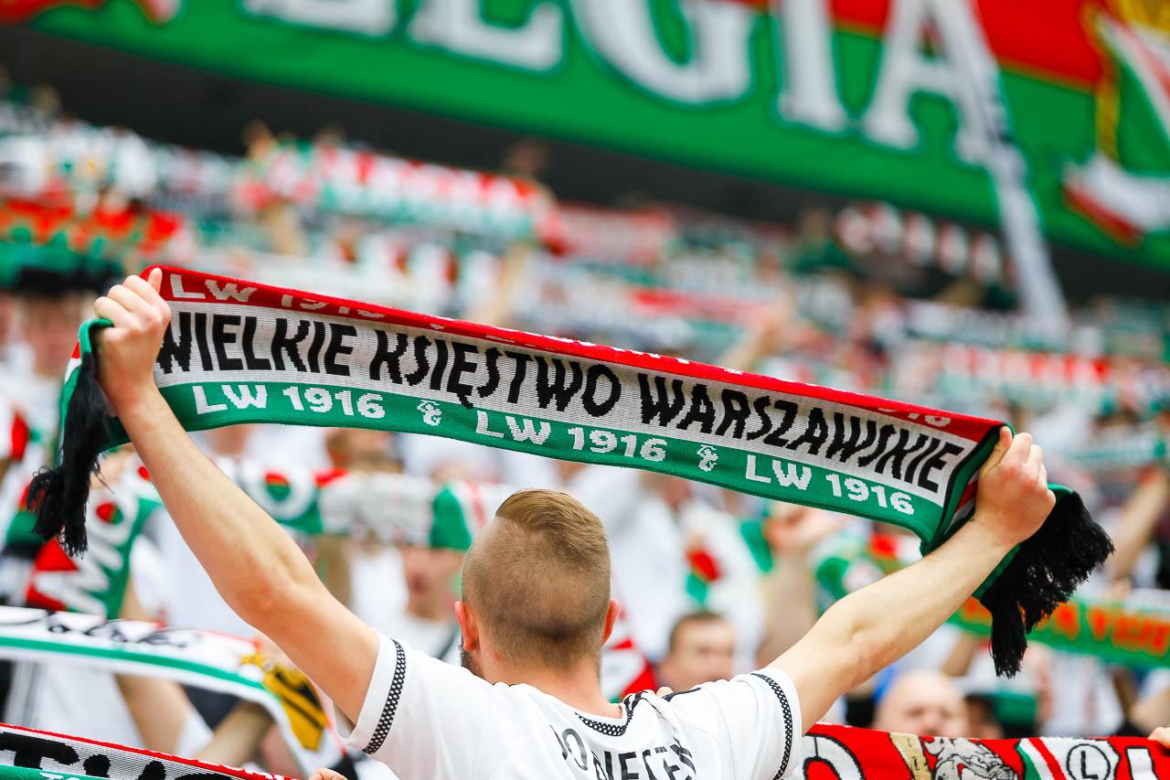 Legia Warszawa 1-1 Pogoń Szczecin - fot. Piotr Galas (zdjęcie 53 z 96)