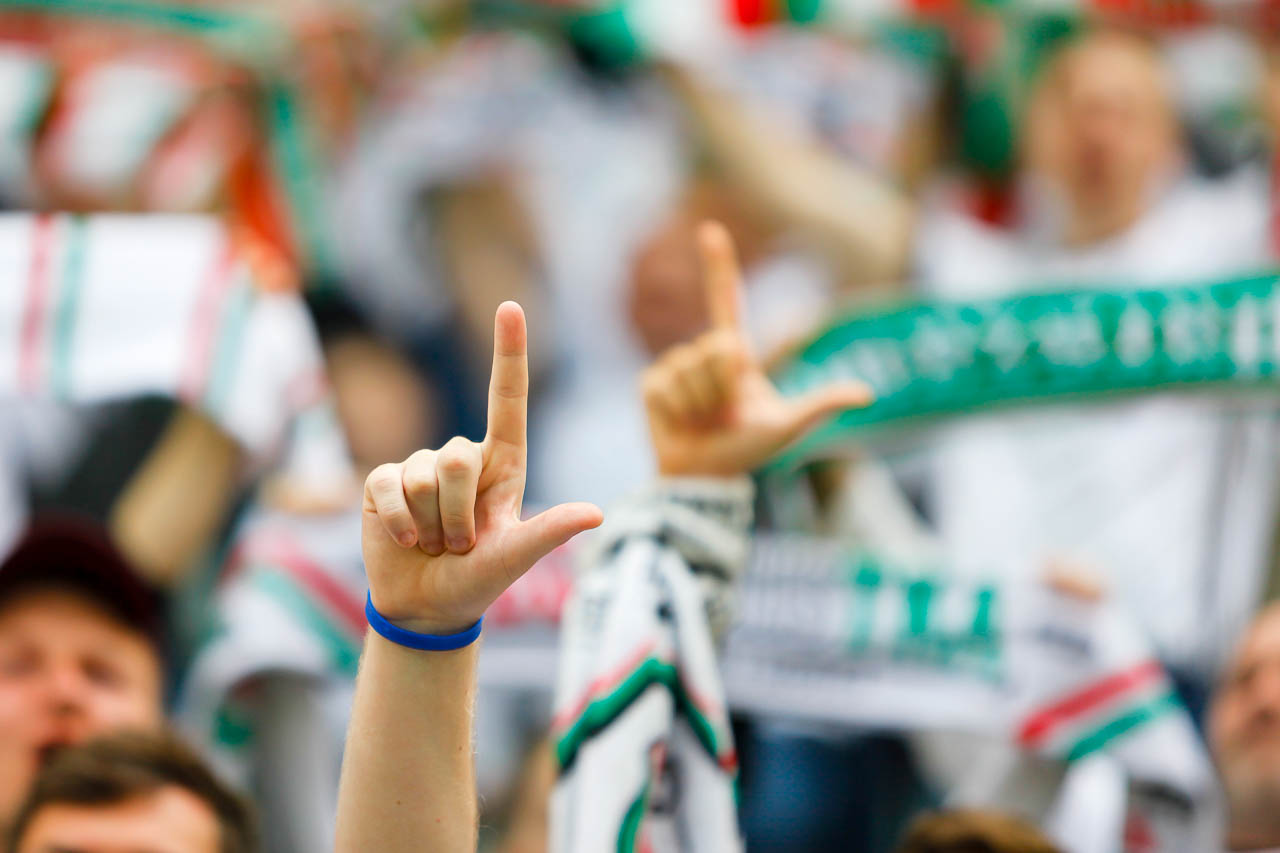 Legia Warszawa 1-1 Pogoń Szczecin - fot. Piotr Galas (zdjęcie 54 z 96)