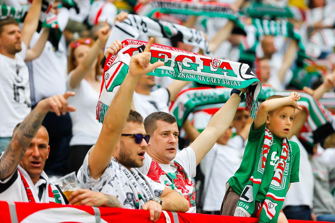 Legia Warszawa 1-1 Pogoń Szczecin - fot. Piotr Galas (zdjęcie 55 z 96)