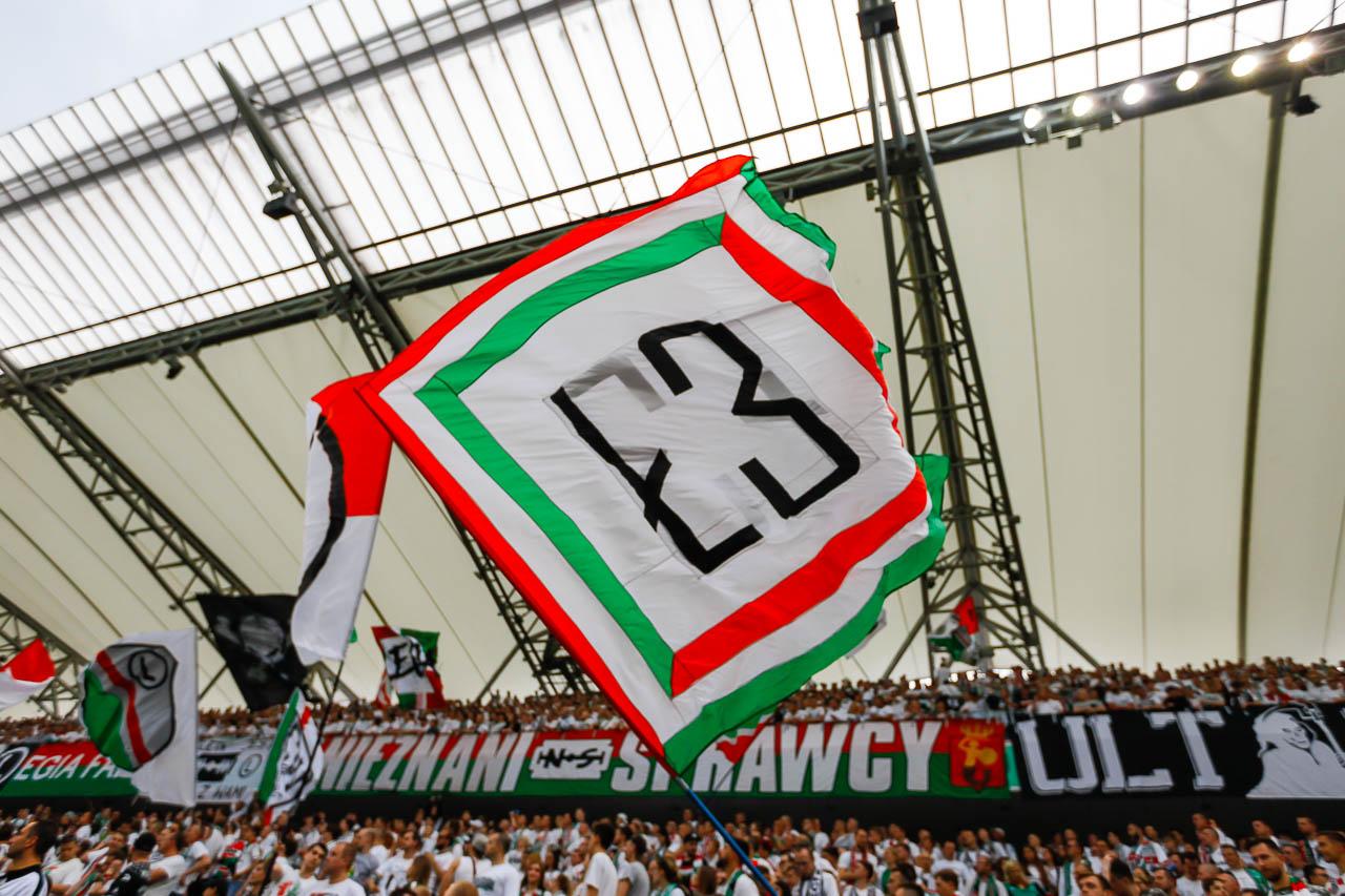 Legia Warszawa 1-1 Pogoń Szczecin - fot. Piotr Galas (zdjęcie 56 z 96)