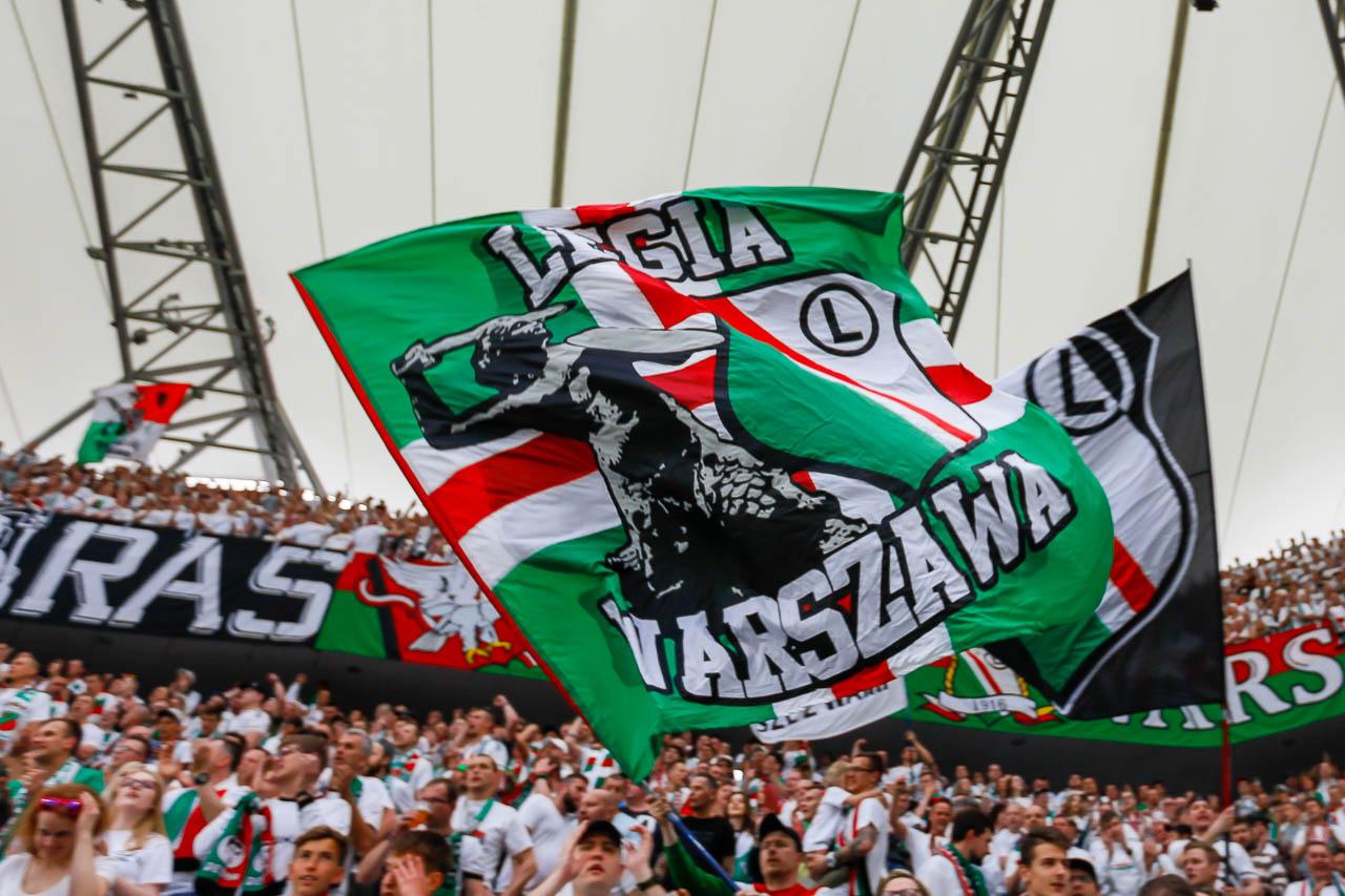 Legia Warszawa 1-1 Pogoń Szczecin - fot. Piotr Galas (zdjęcie 57 z 96)