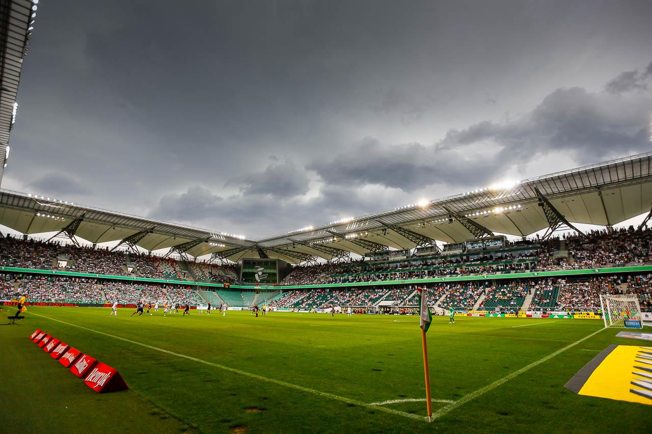 Legia Warszawa 1-1 Pogoń Szczecin - fot. Piotr Galas (zdjęcie 59 z 96)