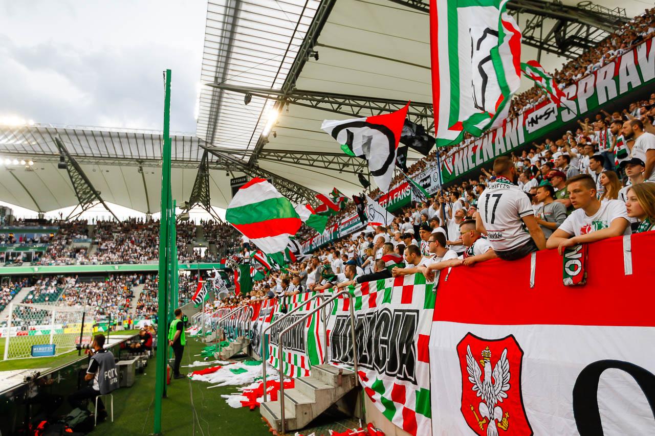 Legia Warszawa 1-1 Pogoń Szczecin - fot. Piotr Galas (zdjęcie 60 z 96)