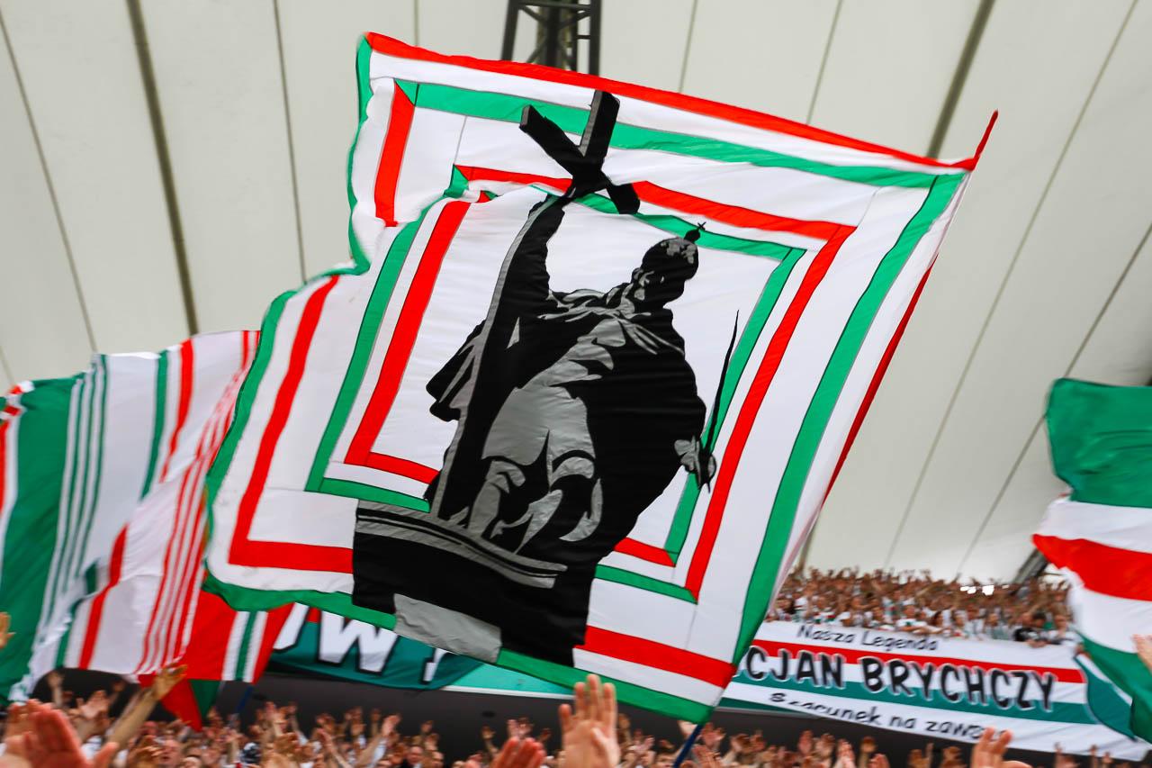 Legia Warszawa 1-1 Pogoń Szczecin - fot. Piotr Galas (zdjęcie 61 z 96)