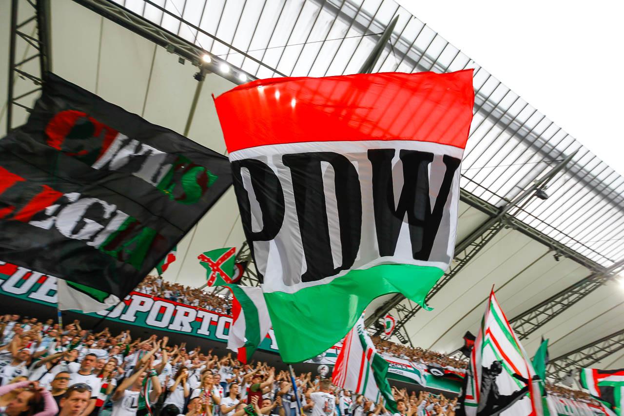 Legia Warszawa 1-1 Pogoń Szczecin - fot. Piotr Galas (zdjęcie 62 z 96)