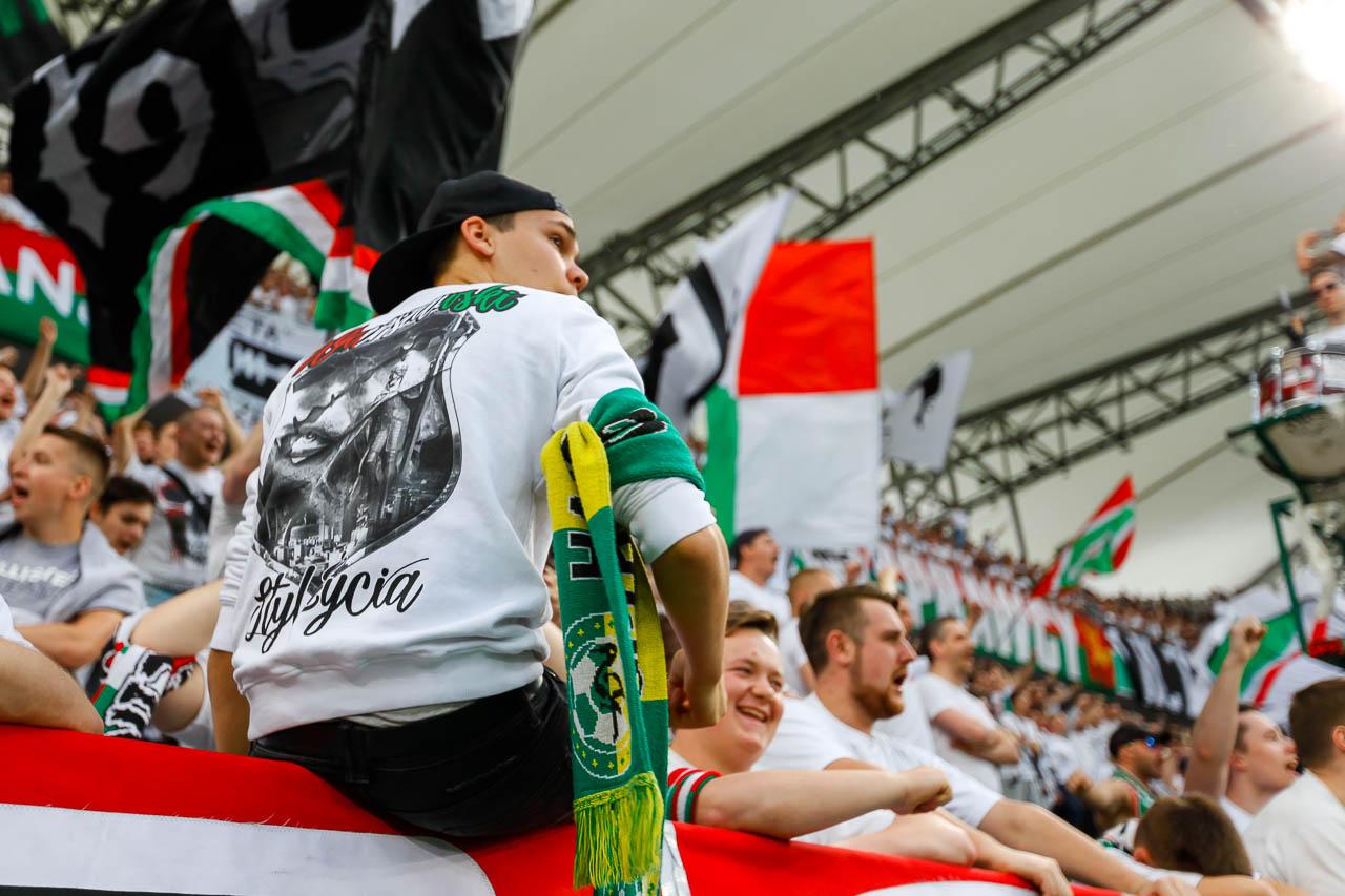 Legia Warszawa 1-1 Pogoń Szczecin - fot. Piotr Galas (zdjęcie 64 z 96)
