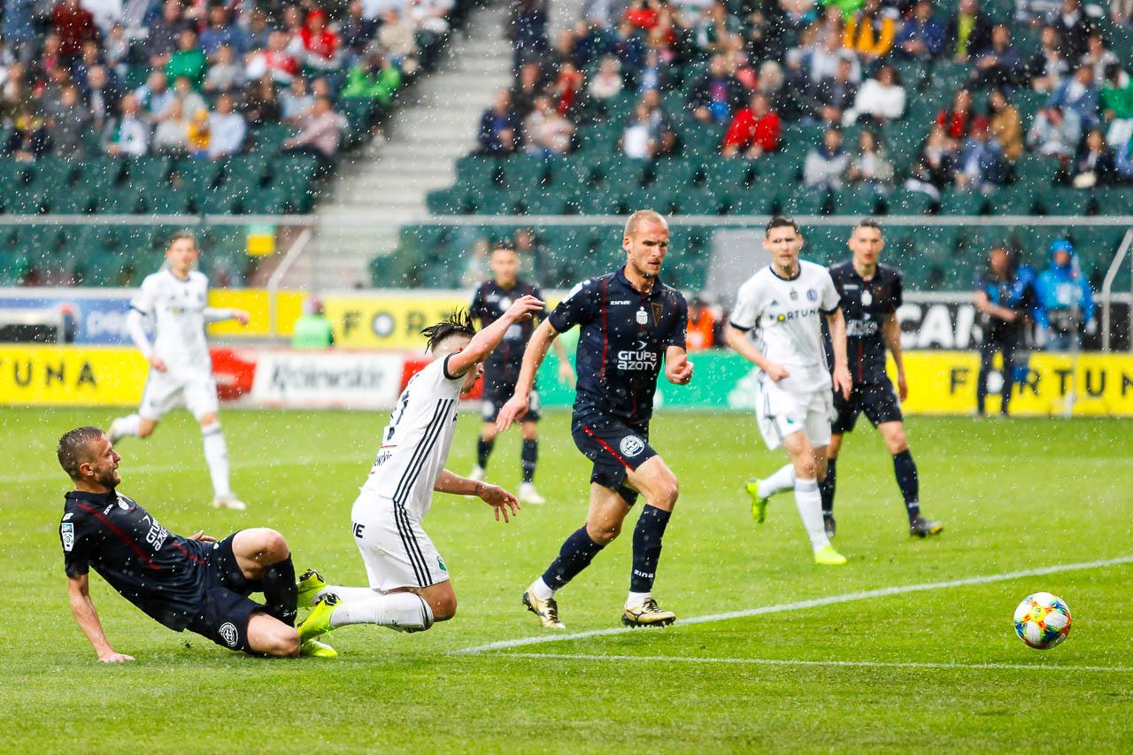 Legia Warszawa 1-1 Pogoń Szczecin - fot. Piotr Galas (zdjęcie 73 z 96)