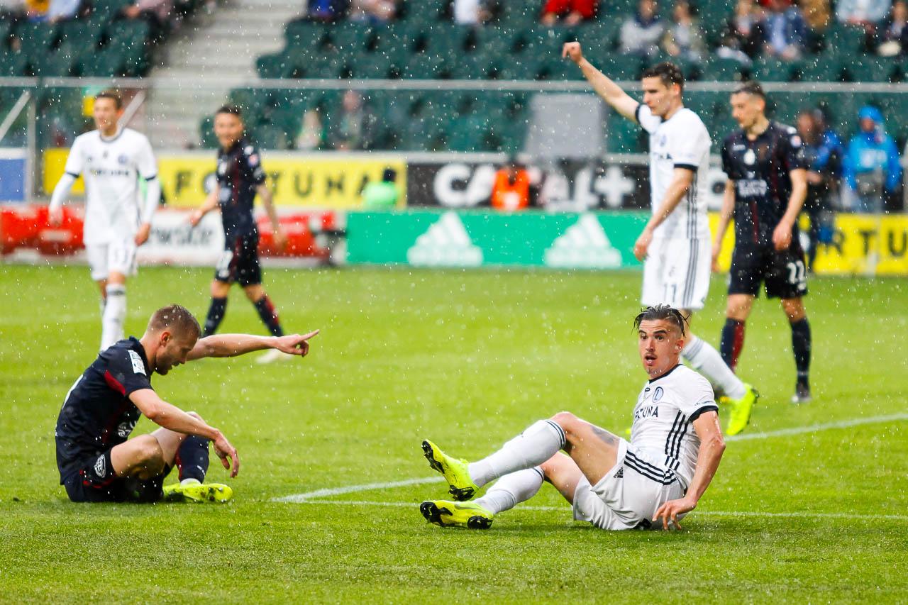 Legia Warszawa 1-1 Pogoń Szczecin - fot. Piotr Galas (zdjęcie 74 z 96)