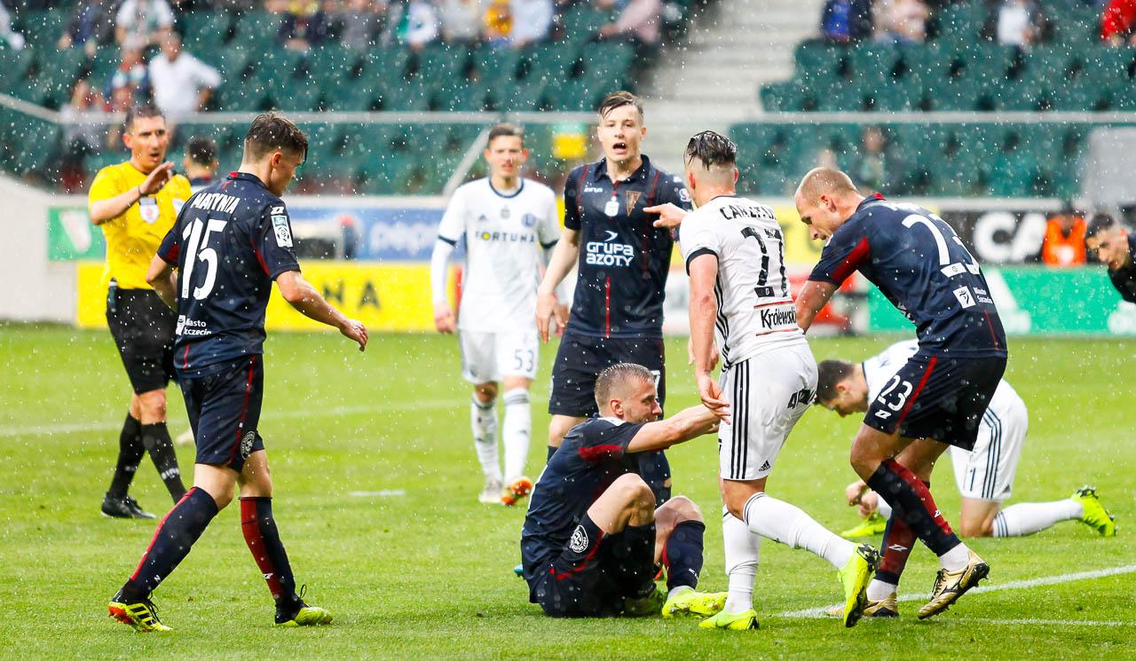 Legia Warszawa 1-1 Pogoń Szczecin - fot. Piotr Galas (zdjęcie 75 z 96)
