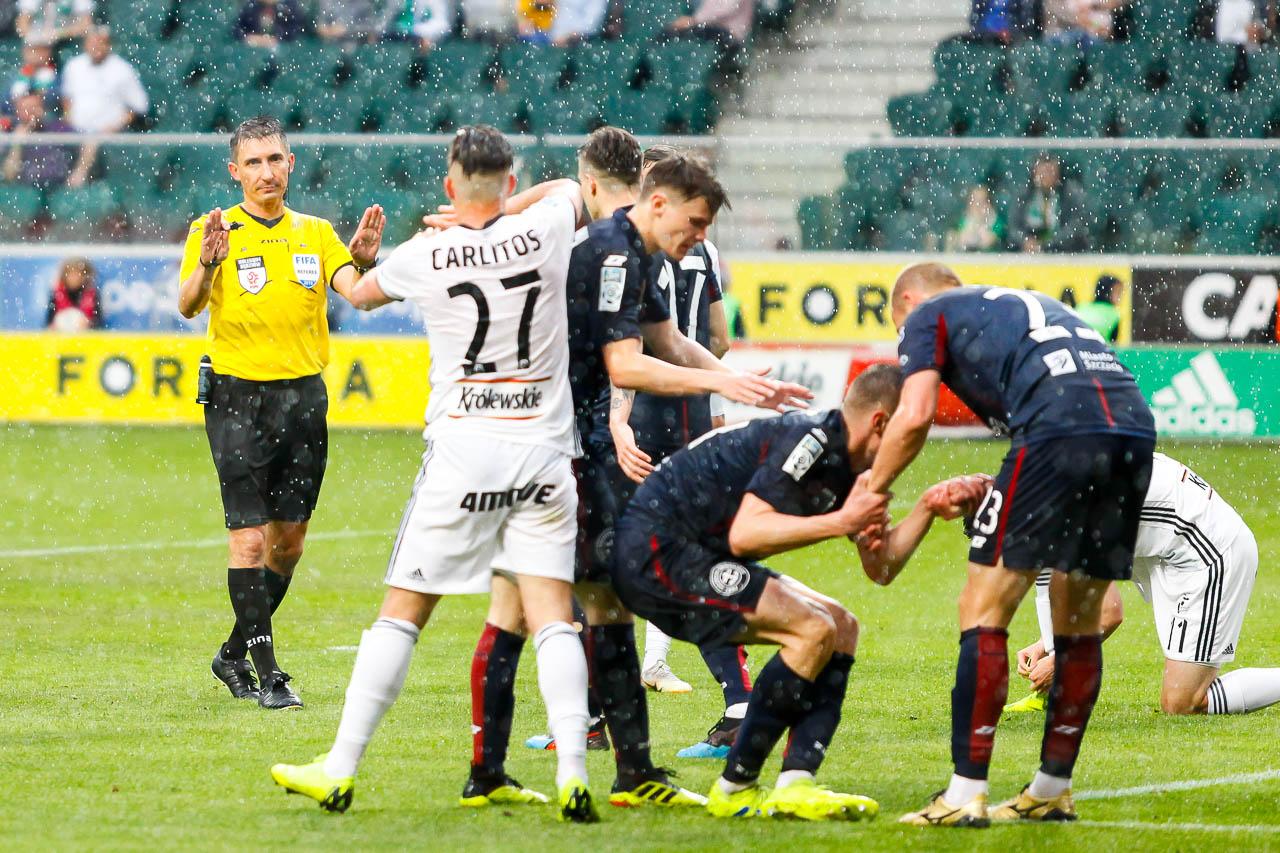 Legia Warszawa 1-1 Pogoń Szczecin - fot. Piotr Galas (zdjęcie 76 z 96)