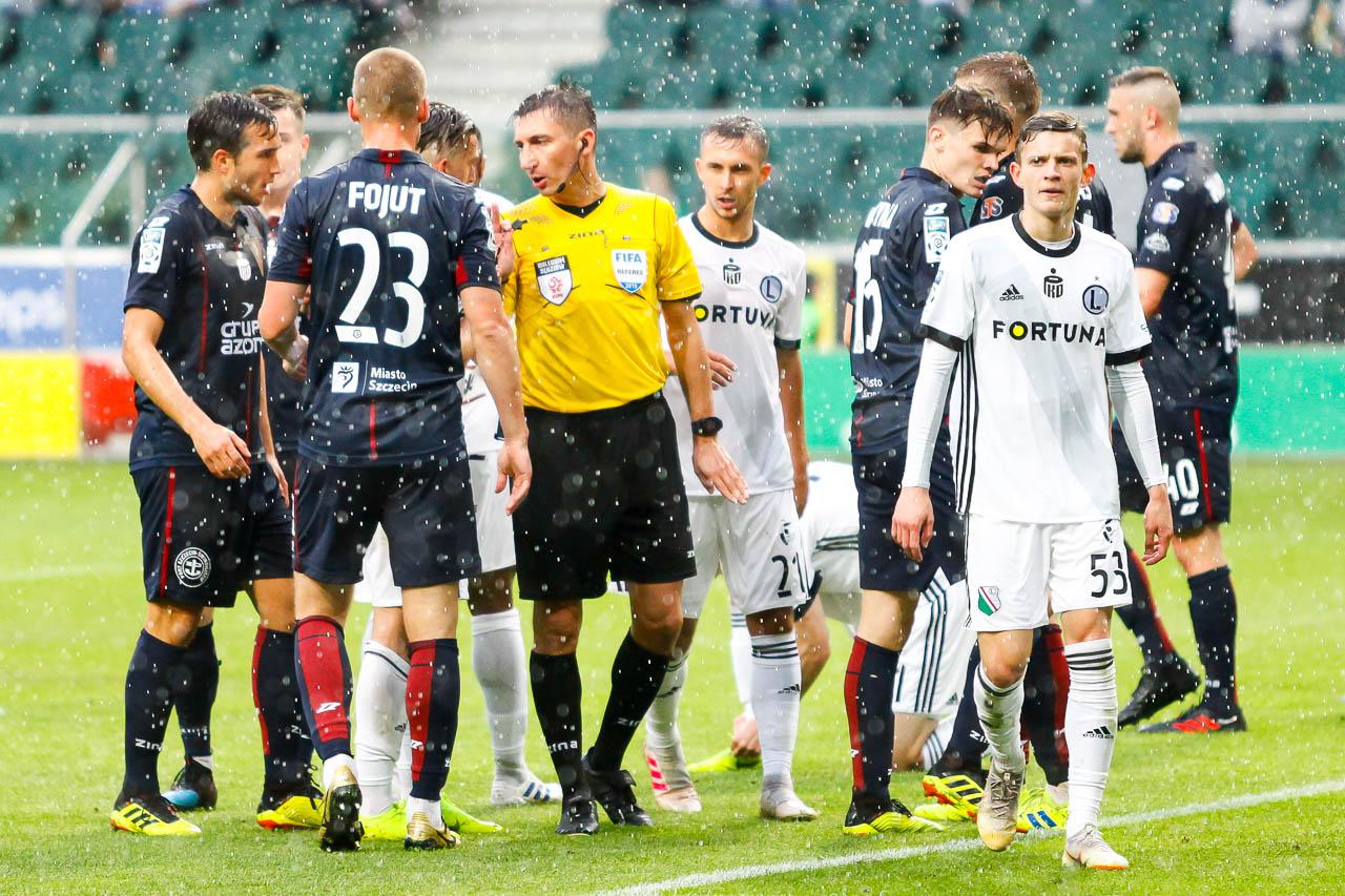 Legia Warszawa 1-1 Pogoń Szczecin - fot. Piotr Galas (zdjęcie 77 z 96)