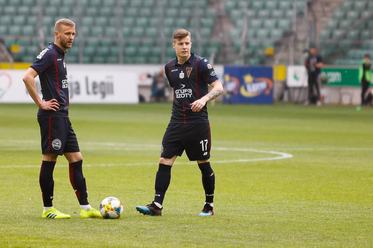 Legia Warszawa 1-1 Pogoń Szczecin - fot. Piotr Galas (zdjęcie 8 z 96)