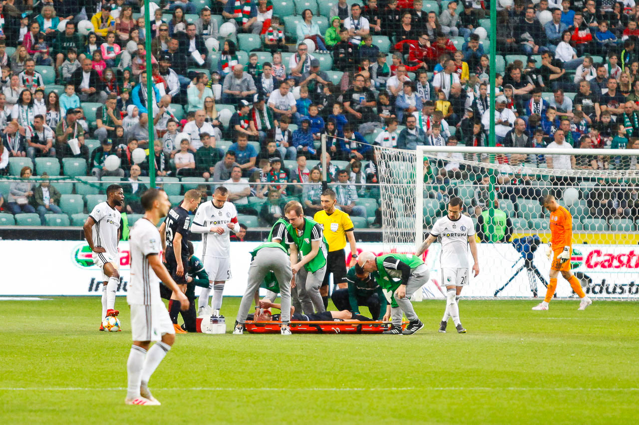 Legia Warszawa 1-1 Pogoń Szczecin - fot. Piotr Galas (zdjęcie 80 z 96)