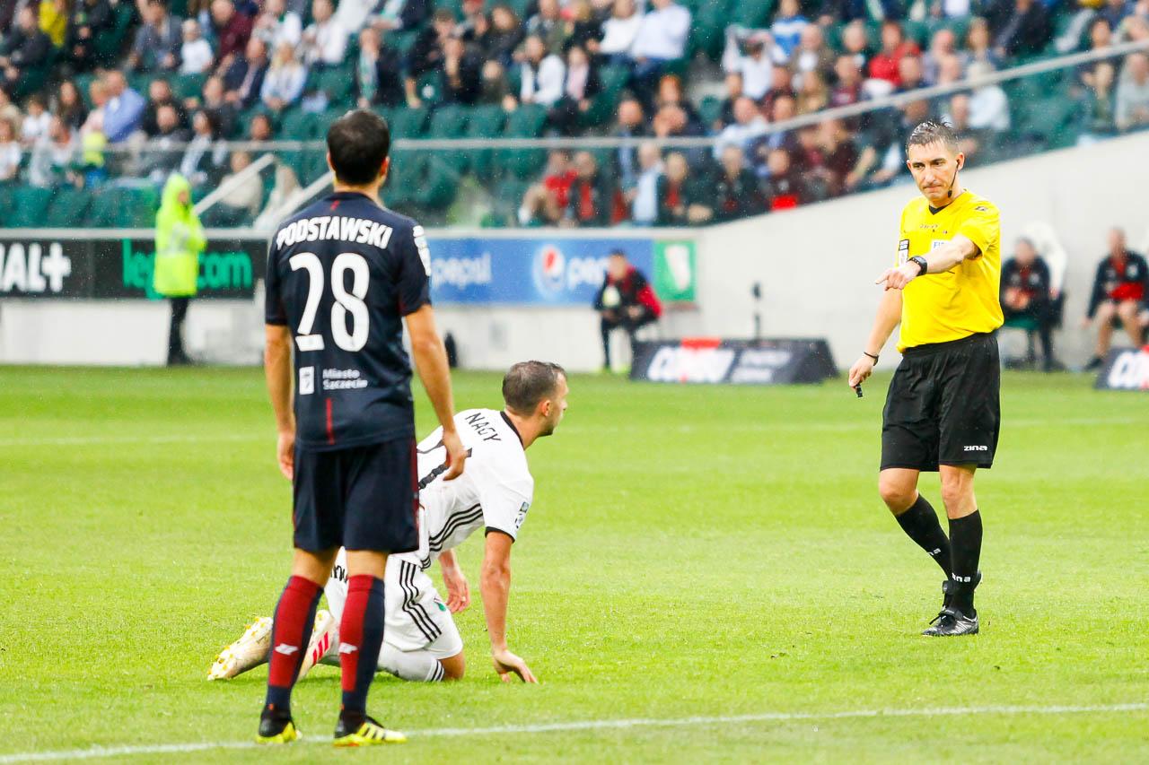 Legia Warszawa 1-1 Pogoń Szczecin - fot. Piotr Galas (zdjęcie 84 z 96)