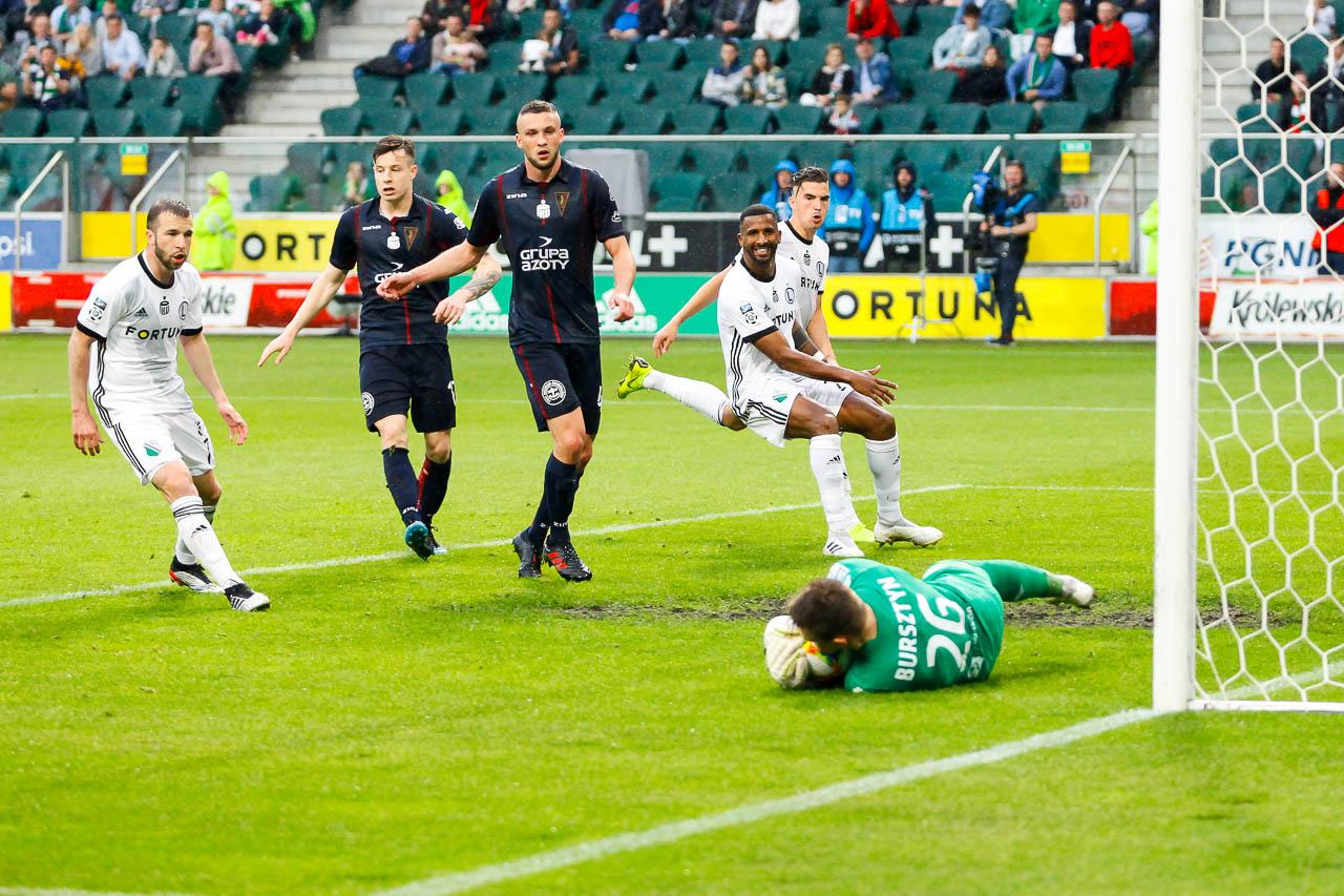 Legia Warszawa 1-1 Pogoń Szczecin - fot. Piotr Galas (zdjęcie 87 z 96)