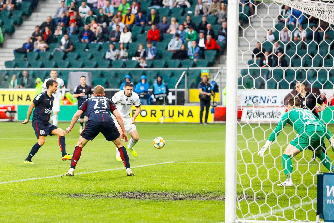 Legia Warszawa 1-1 Pogoń Szczecin - fot. Piotr Galas (zdjęcie 88 z 96)