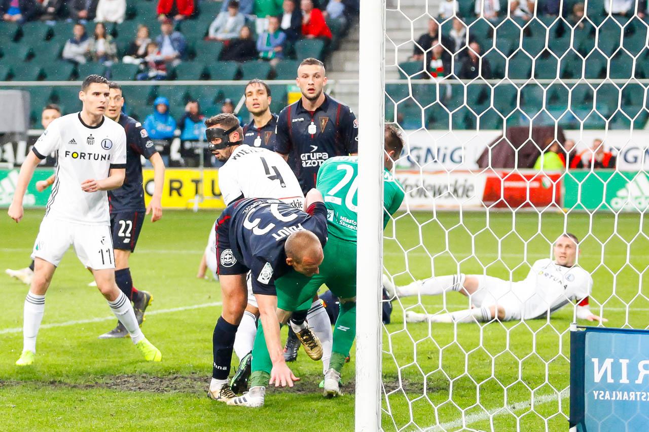 Legia Warszawa 1-1 Pogoń Szczecin - fot. Piotr Galas (zdjęcie 91 z 96)