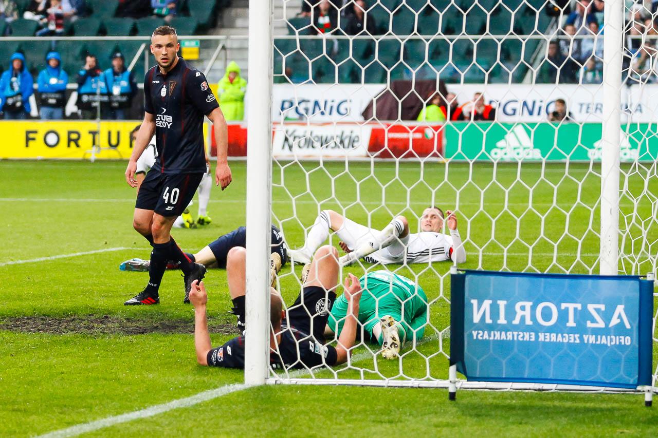 Legia Warszawa 1-1 Pogoń Szczecin - fot. Piotr Galas (zdjęcie 92 z 96)