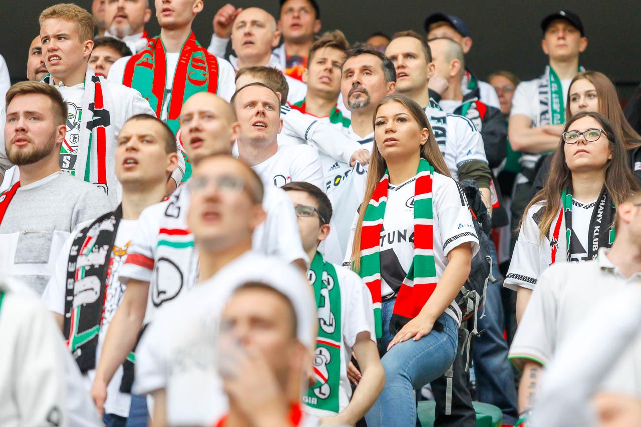 Legia Warszawa 1-1 Pogoń Szczecin - fot. Piotr Galas (zdjęcie 95 z 96)