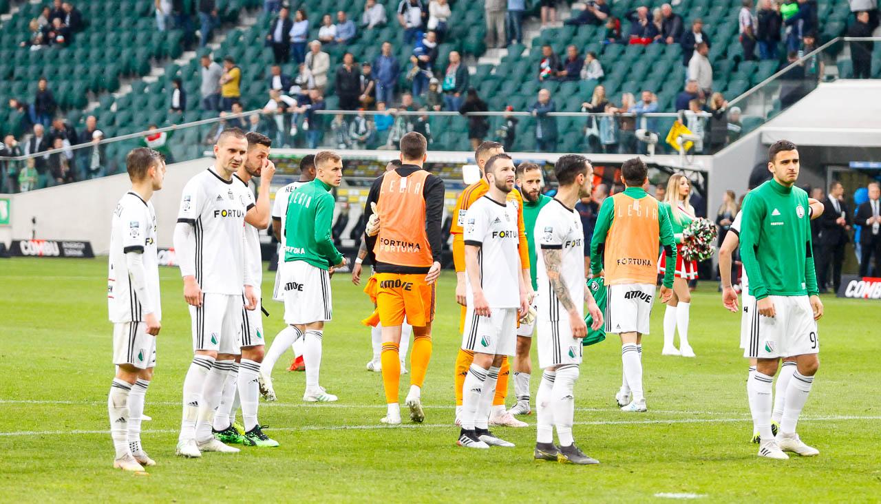 Legia Warszawa 1-1 Pogoń Szczecin - fot. Piotr Galas (zdjęcie 96 z 96)