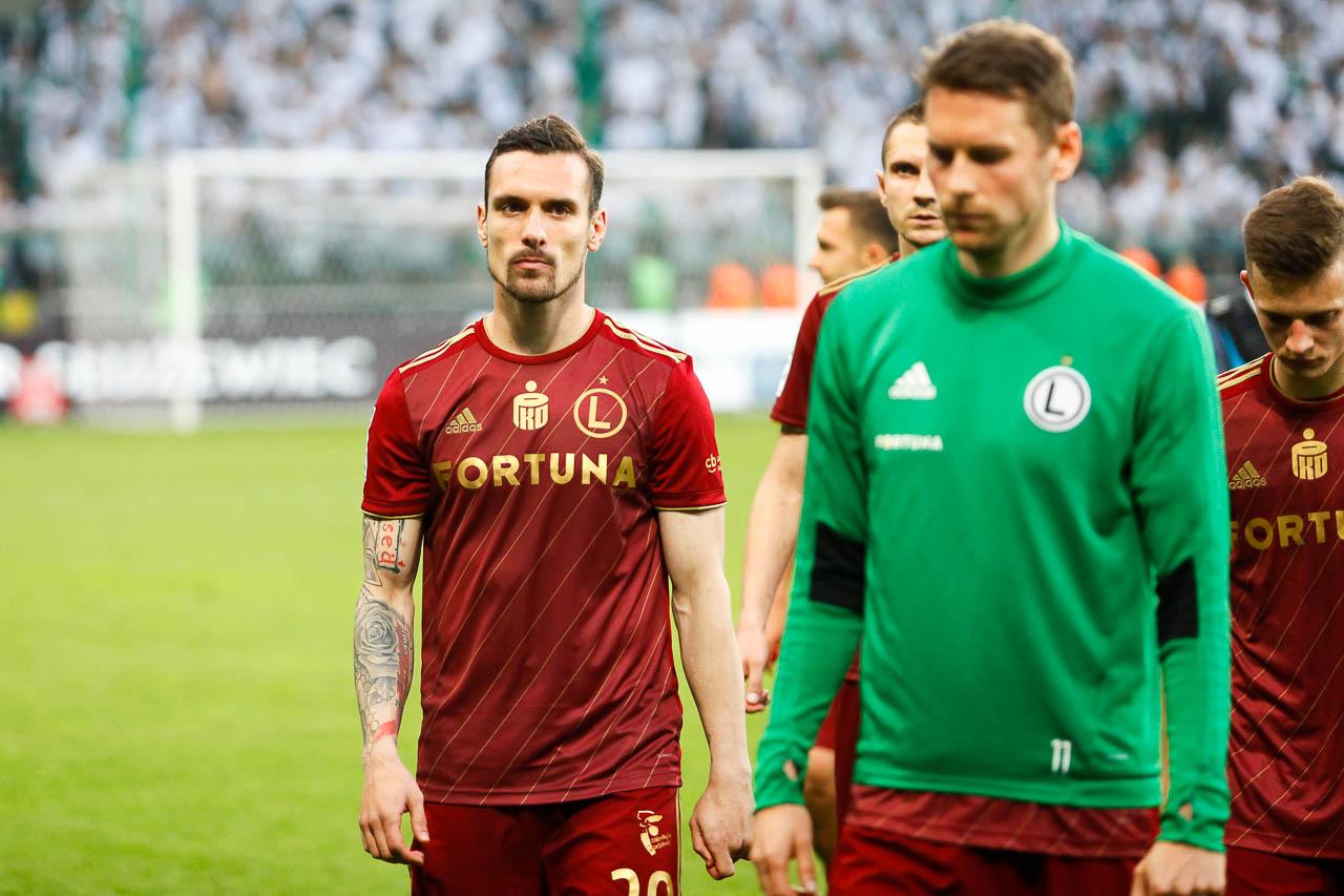 Legia Warszawa 2-2 Zagłębie Lubin - fot. Piotr Galas (zdjęcie 112 z 113)