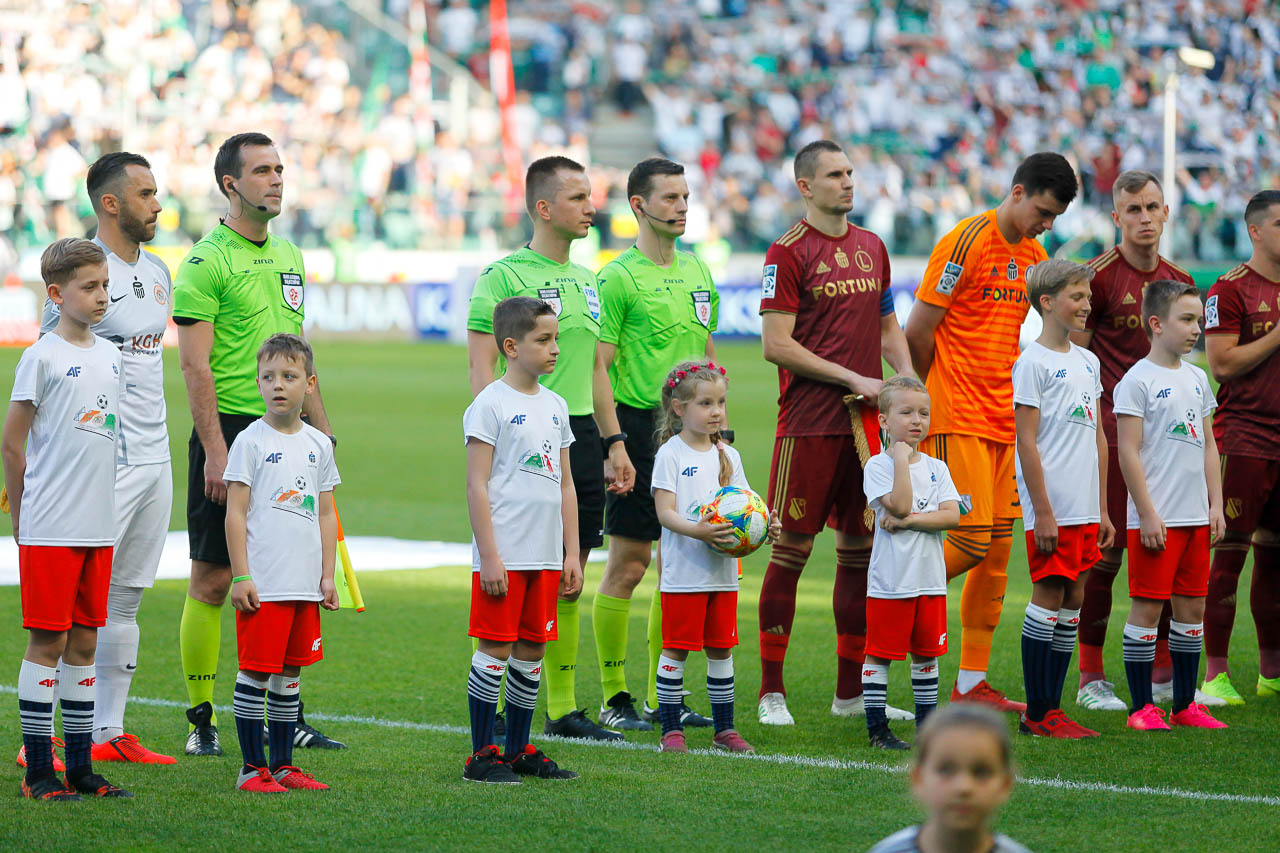 Legia Warszawa 2-2 Zagłębie Lubin - fot. Piotr Galas (zdjęcie 13 z 113)