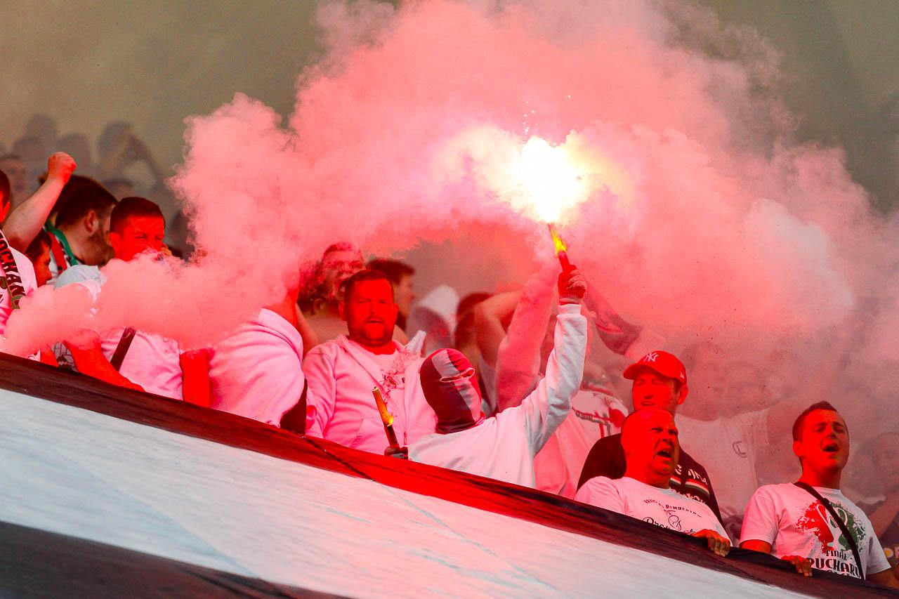 Legia Warszawa 2-2 Zagłębie Lubin - fot. Piotr Galas (zdjęcie 18 z 113)