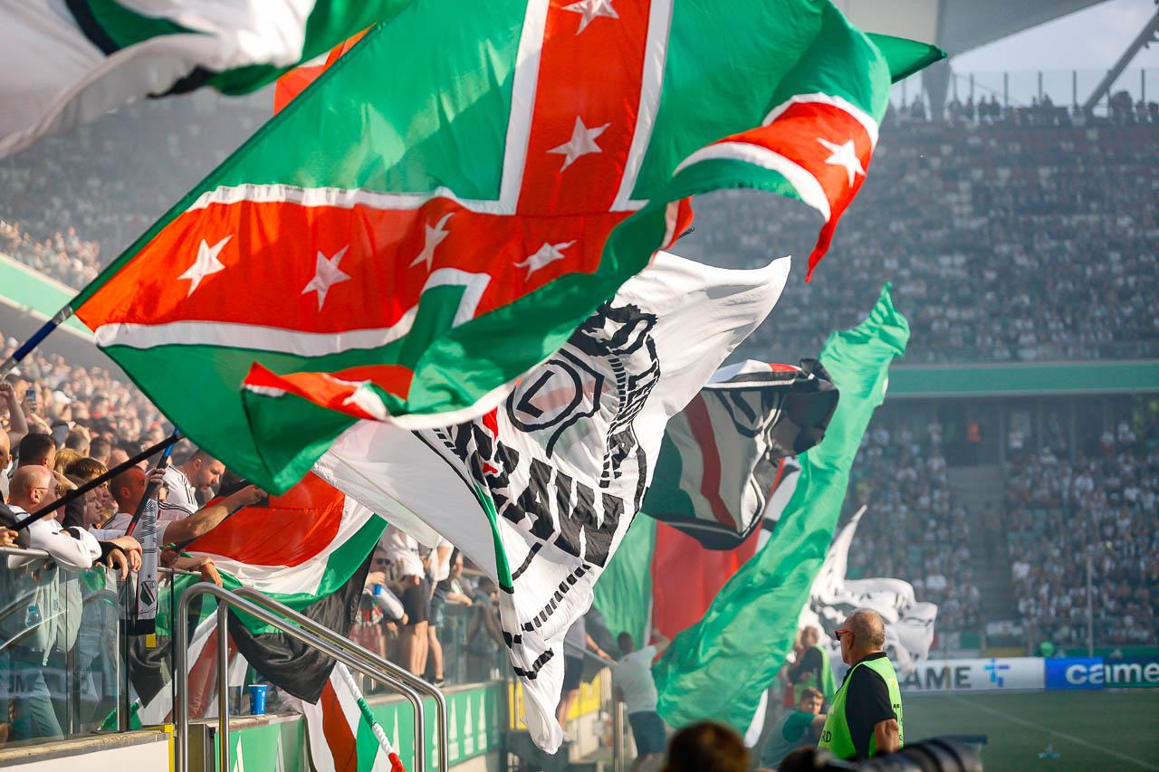 Legia Warszawa 2-2 Zagłębie Lubin - fot. Piotr Galas (zdjęcie 20 z 113)