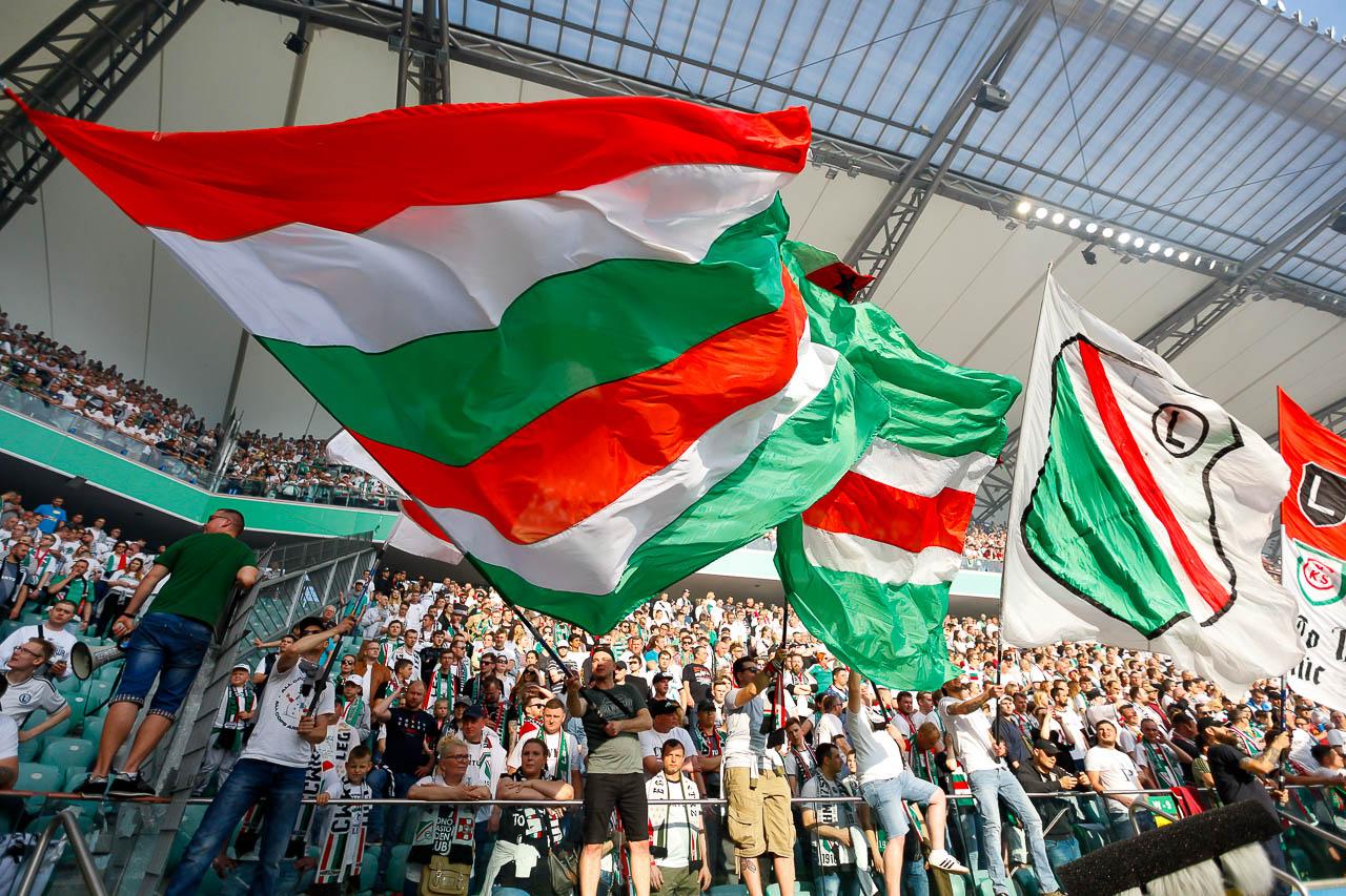 Legia Warszawa 2-2 Zagłębie Lubin - fot. Piotr Galas (zdjęcie 22 z 113)