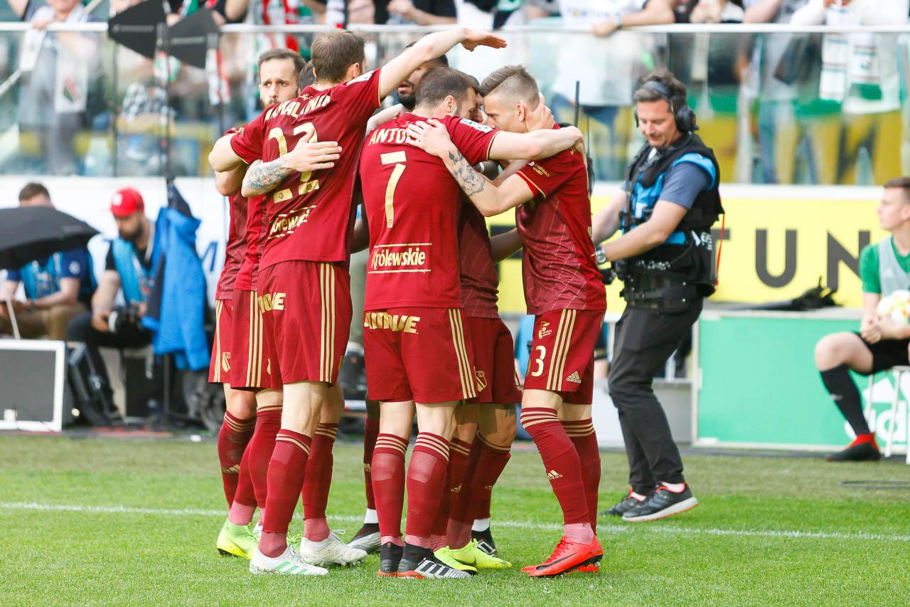 Legia Warszawa 2-2 Zagłębie Lubin - fot. Piotr Galas (zdjęcie 32 z 113)