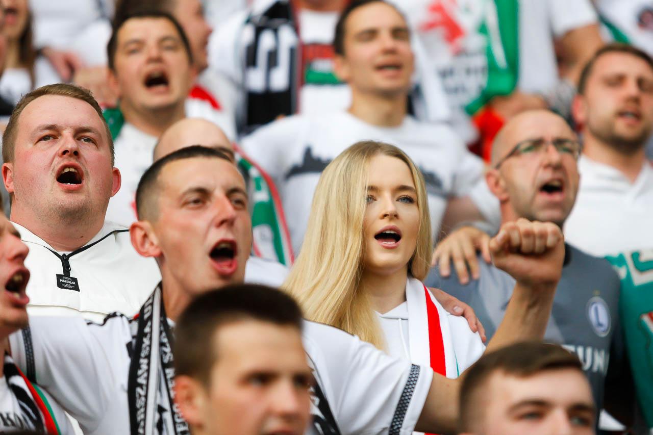 Legia Warszawa 2-2 Zagłębie Lubin - fot. Piotr Galas (zdjęcie 34 z 113)