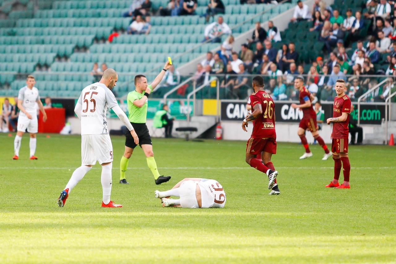 Legia Warszawa 2-2 Zagłębie Lubin - fot. Piotr Galas (zdjęcie 36 z 113)