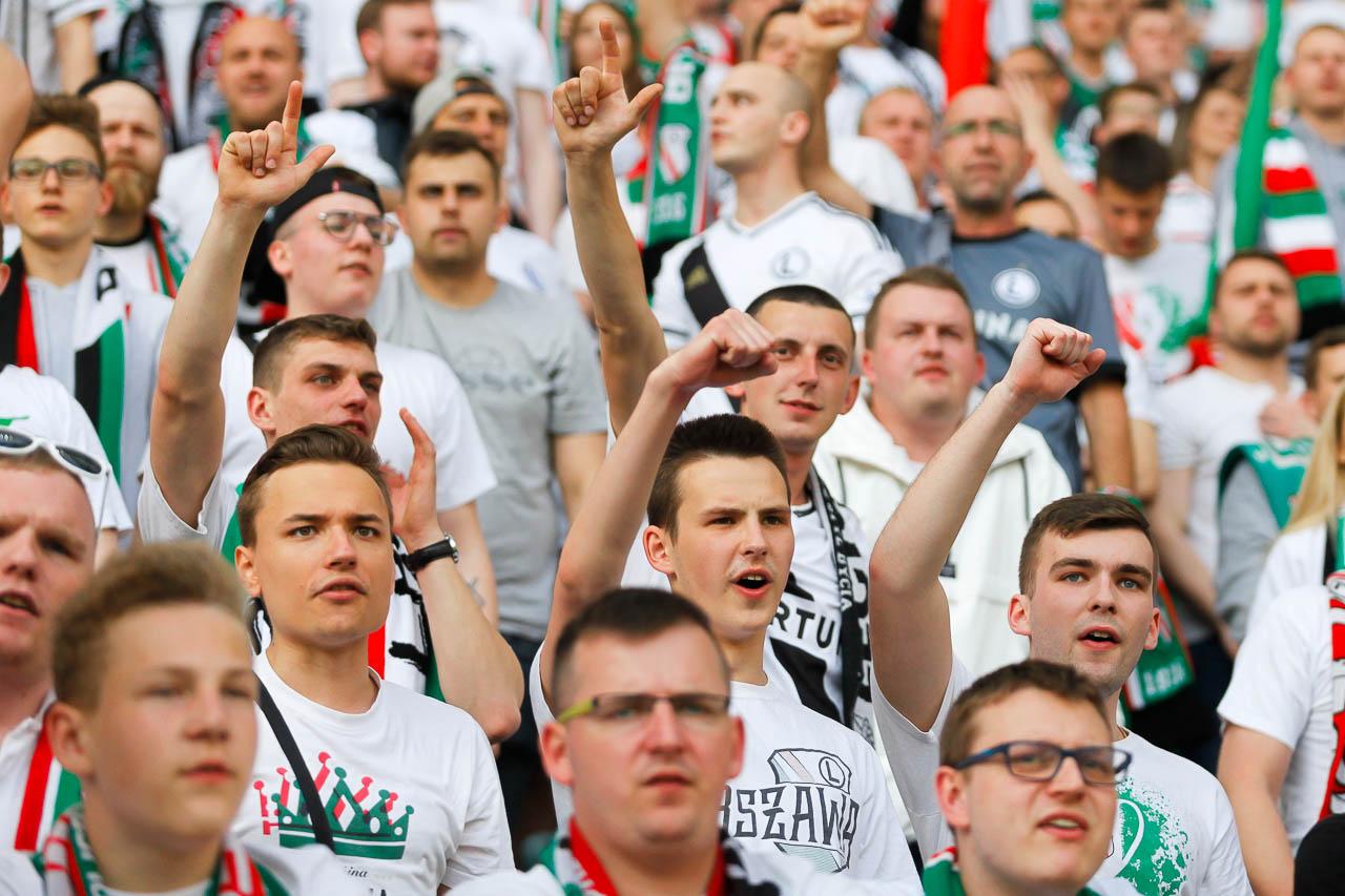 Legia Warszawa 2-2 Zagłębie Lubin - fot. Piotr Galas (zdjęcie 39 z 113)
