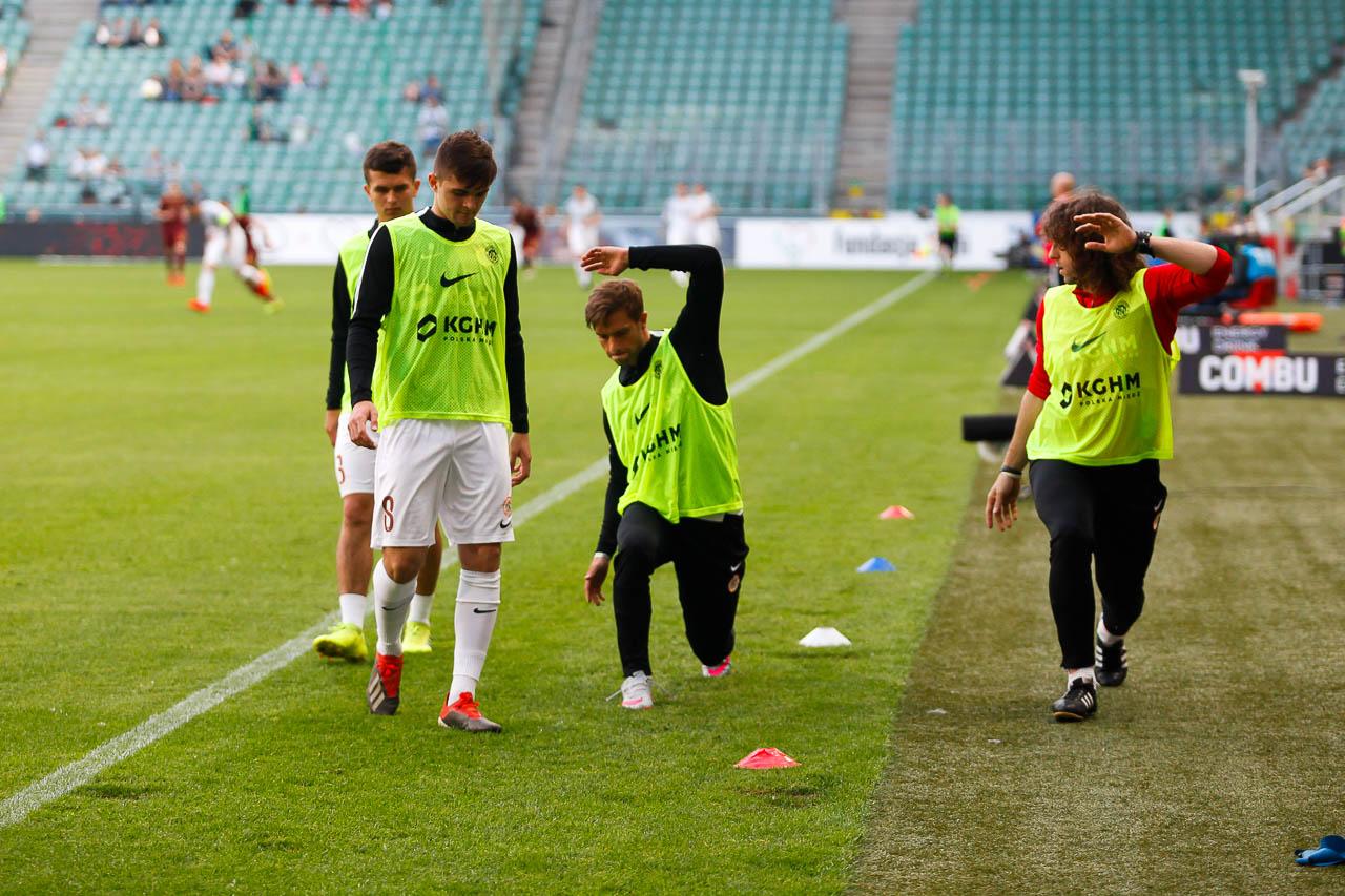 Legia Warszawa 2-2 Zagłębie Lubin - fot. Piotr Galas (zdjęcie 43 z 113)