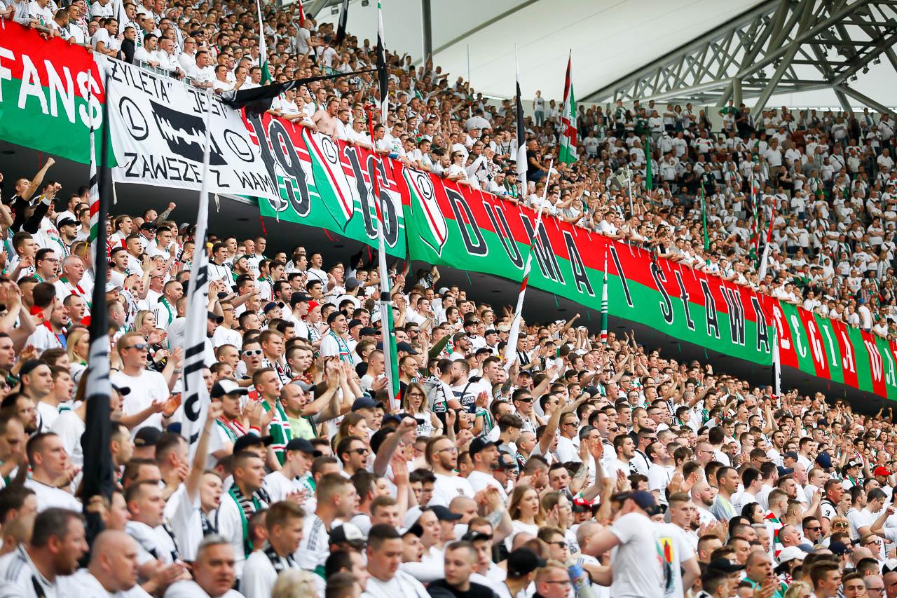 Legia Warszawa 2-2 Zagłębie Lubin - fot. Piotr Galas (zdjęcie 45 z 113)