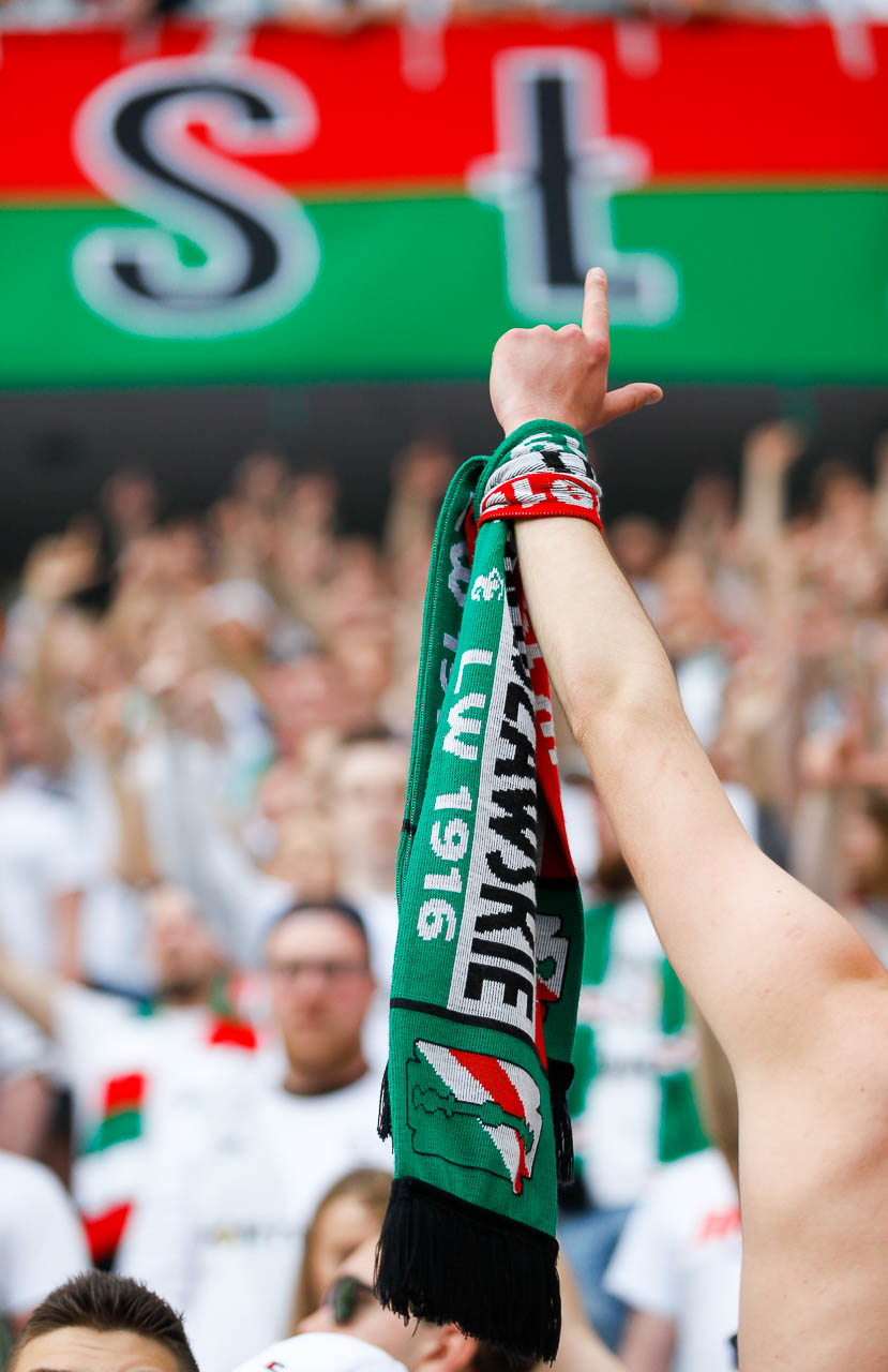 Legia Warszawa 2-2 Zagłębie Lubin - fot. Piotr Galas (zdjęcie 48 z 113)