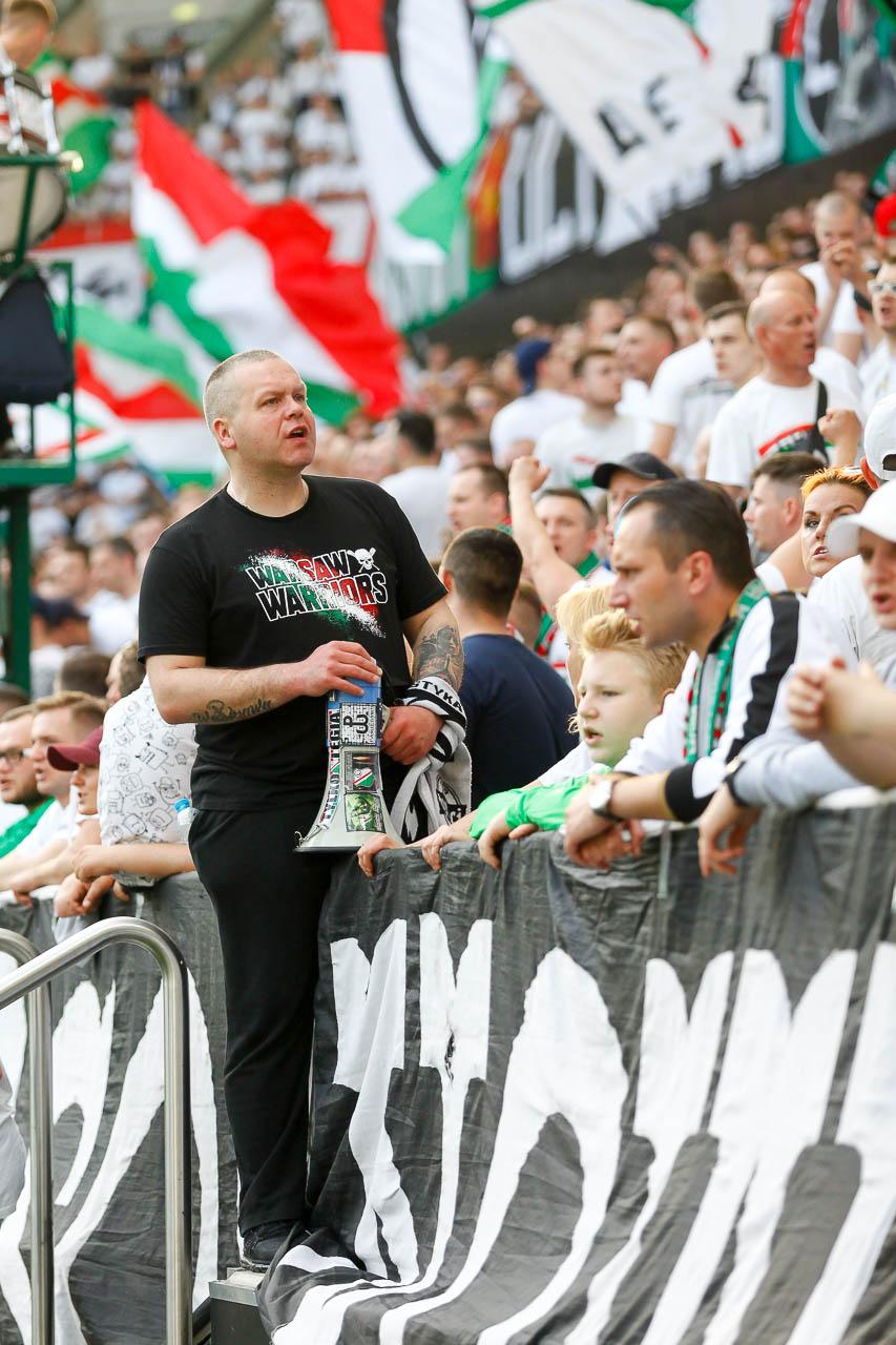 Legia Warszawa 2-2 Zagłębie Lubin - fot. Piotr Galas (zdjęcie 50 z 113)