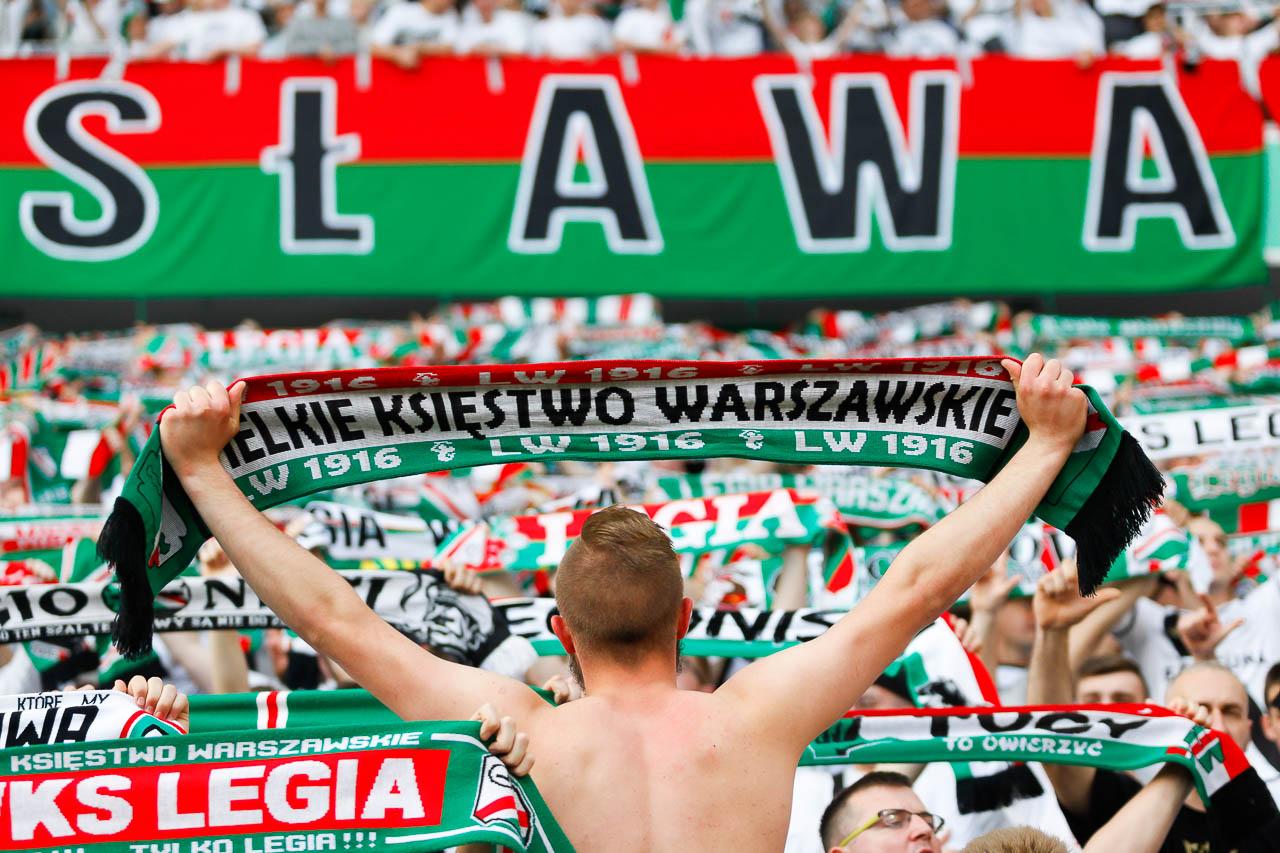 Legia Warszawa 2-2 Zagłębie Lubin - fot. Piotr Galas (zdjęcie 56 z 113)