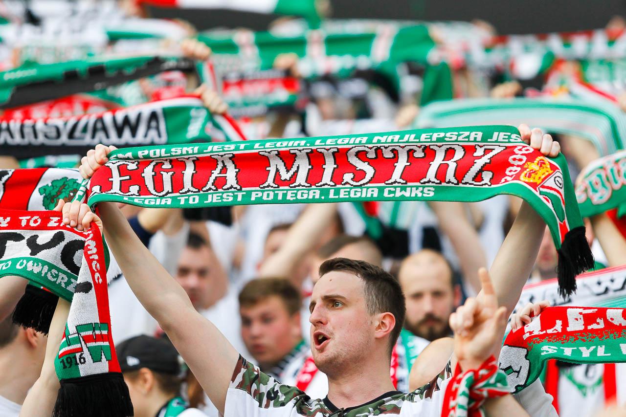 Legia Warszawa 2-2 Zagłębie Lubin - fot. Piotr Galas (zdjęcie 57 z 113)