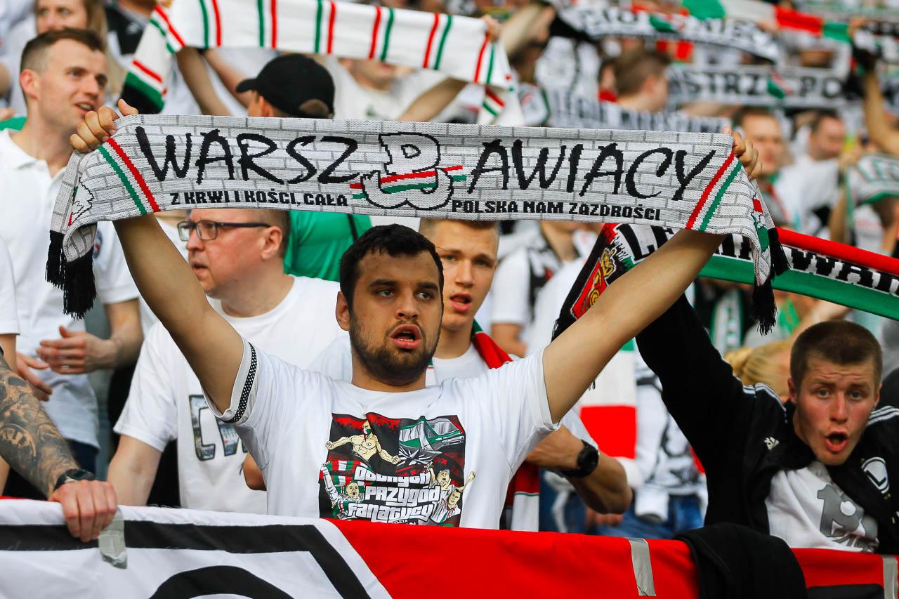 Legia Warszawa 2-2 Zagłębie Lubin - fot. Piotr Galas (zdjęcie 60 z 113)