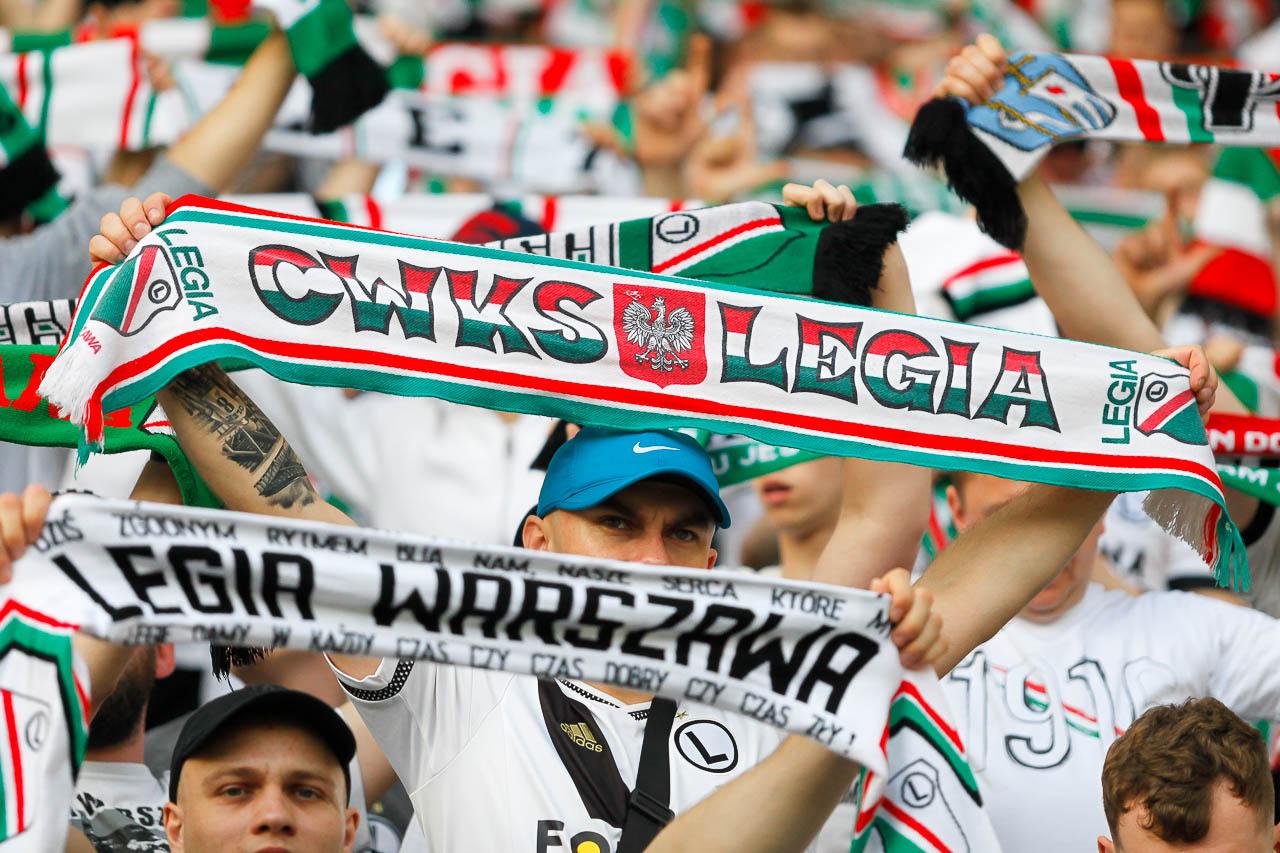 Legia Warszawa 2-2 Zagłębie Lubin - fot. Piotr Galas (zdjęcie 61 z 113)