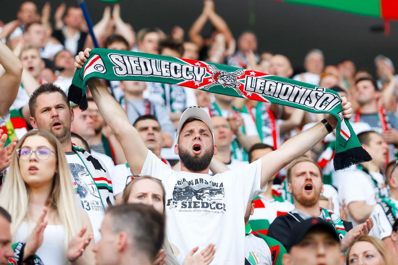 Legia Warszawa 2-2 Zagłębie Lubin - fot. Piotr Galas (zdjęcie 64 z 113)